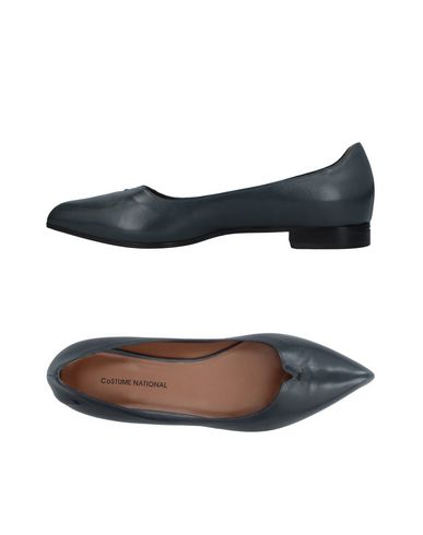 clearance official enjoy sale online COSTUME NATIONAL Ballet flats buy cheap explore buy cheap excellent F4mn5Jdp