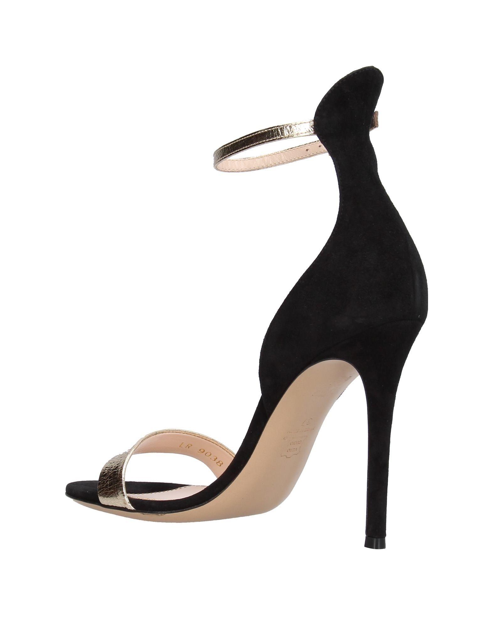 Haltbare Mode billige Schuhe Lerre Sandalen Damen  11405211DH Heiße Schuhe