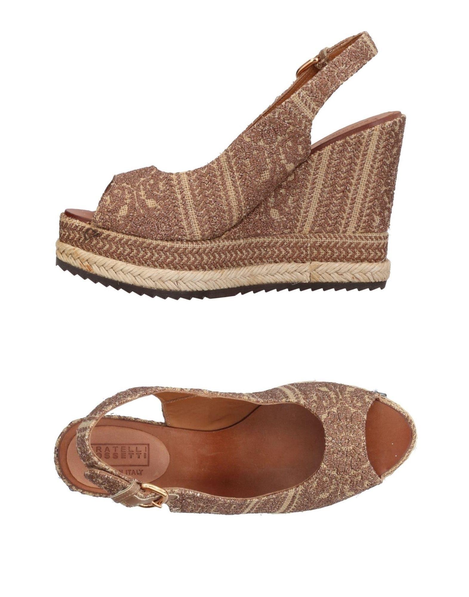 Gut um billige Schuhe zu tragenFratelli Rossetti Sandalen Damen  11405314KE
