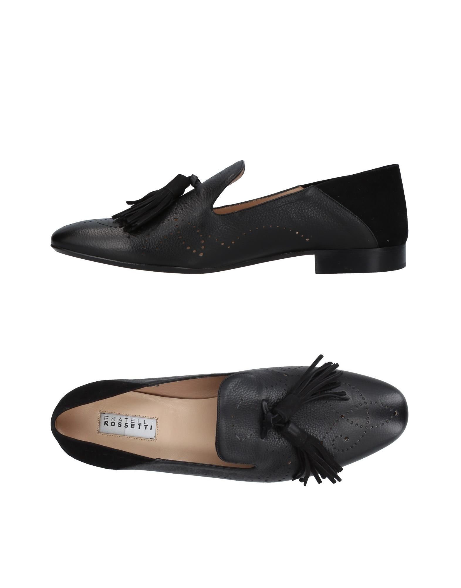 Fratelli Rossetti Mokassins Damen  11405349QPGut aussehende strapazierfähige Schuhe