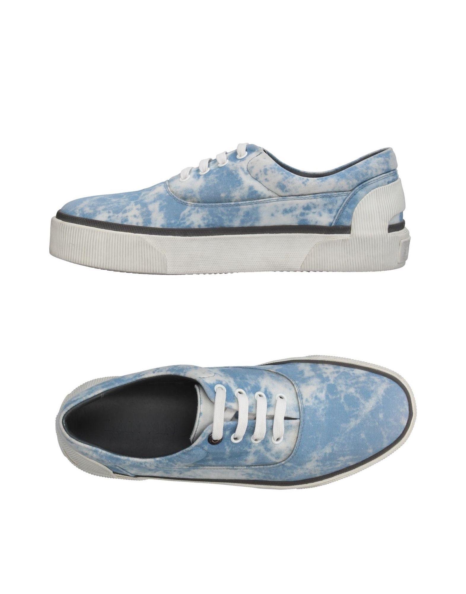 Lanvin Sneakers Herren Qualität  11405350PI Gute Qualität Herren beliebte Schuhe 0e693e