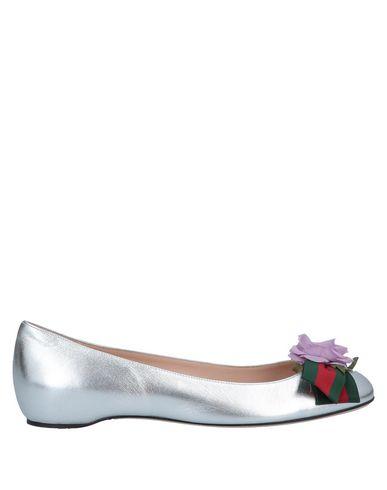 052447ffd96 Gucci Ballet Flats - Women Gucci Ballet Flats online on YOOX Hong ...