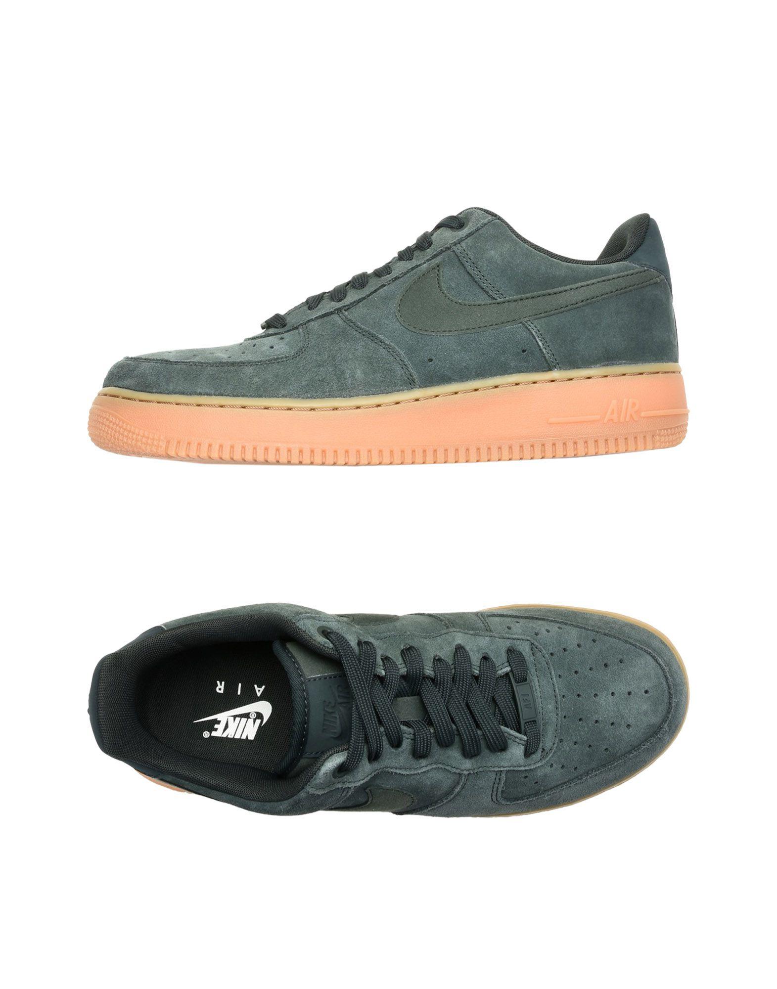 Rabatt echte Schuhe Nike Air Force 1 '07 Lv8 Suede  11405440IK