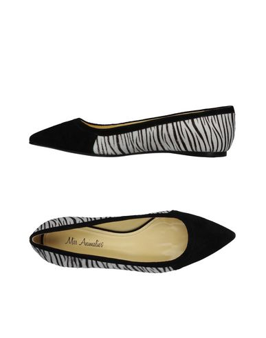 MISS ANIMALIER? Ballerines