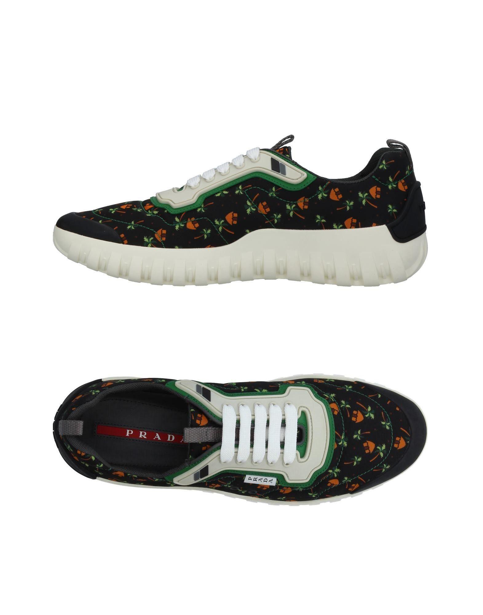 Sneakers Prada Sport Homme - Sneakers Prada Sport  Noir Nouvelles chaussures pour hommes et femmes, remise limitée dans le temps