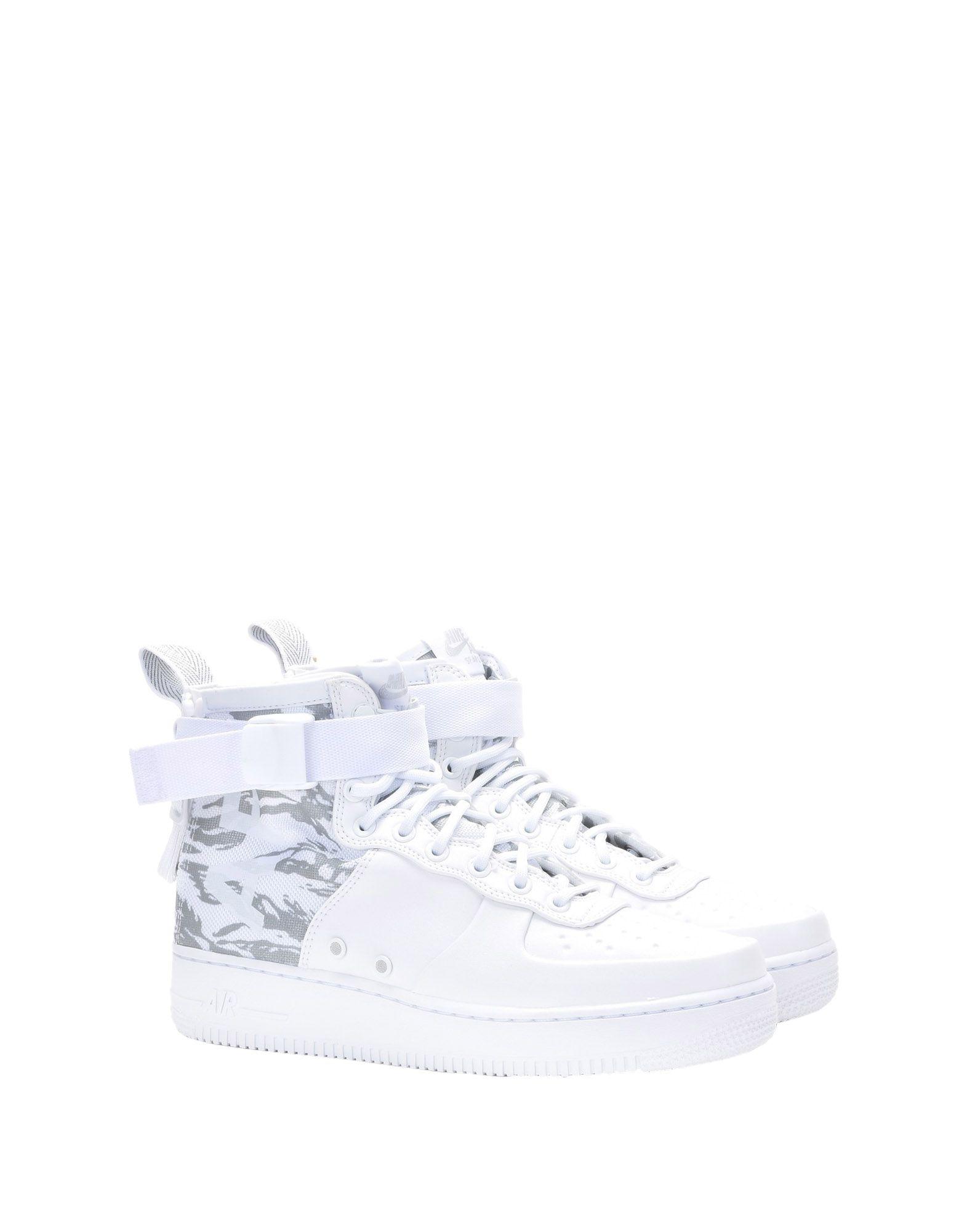 Sneakers Nike Sf Af1 Mid Prm - Femme - Sneakers Nike sur