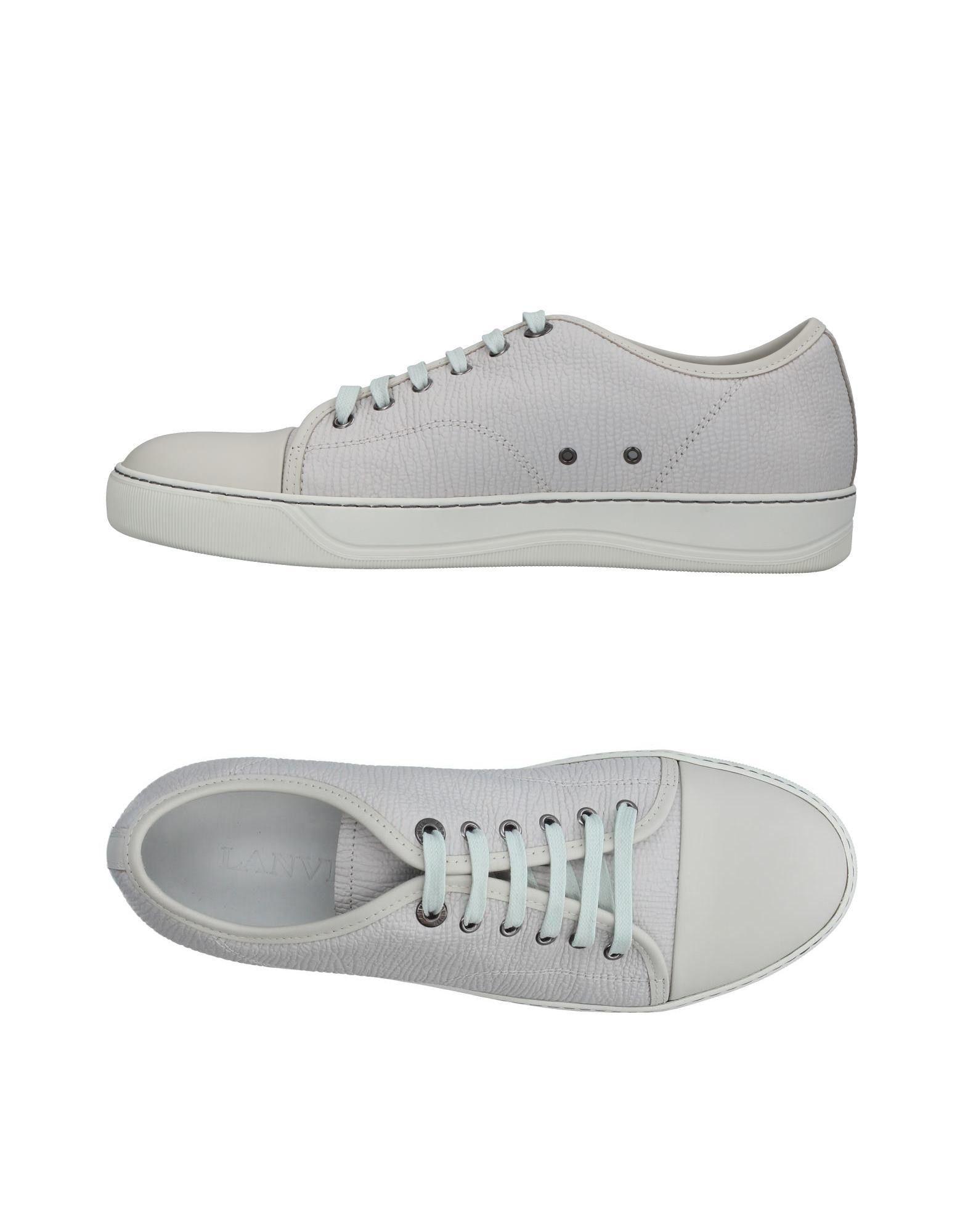 Lanvin Sneakers Herren Qualität  11405605PB Gute Qualität Herren beliebte Schuhe 044521