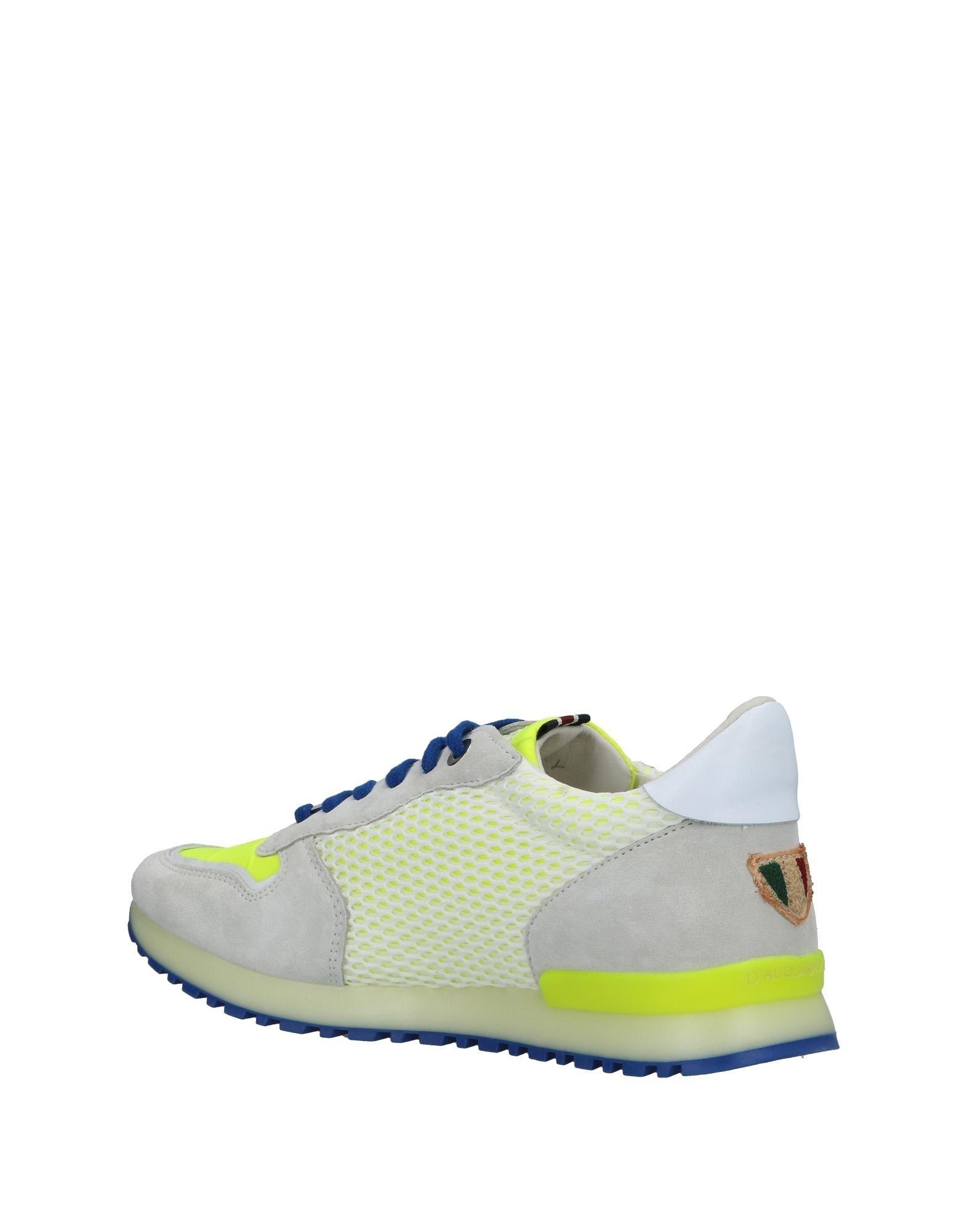 Rabatt echte Herren Schuhe D'Acquasparta Sneakers Herren echte  11405906RD ded257