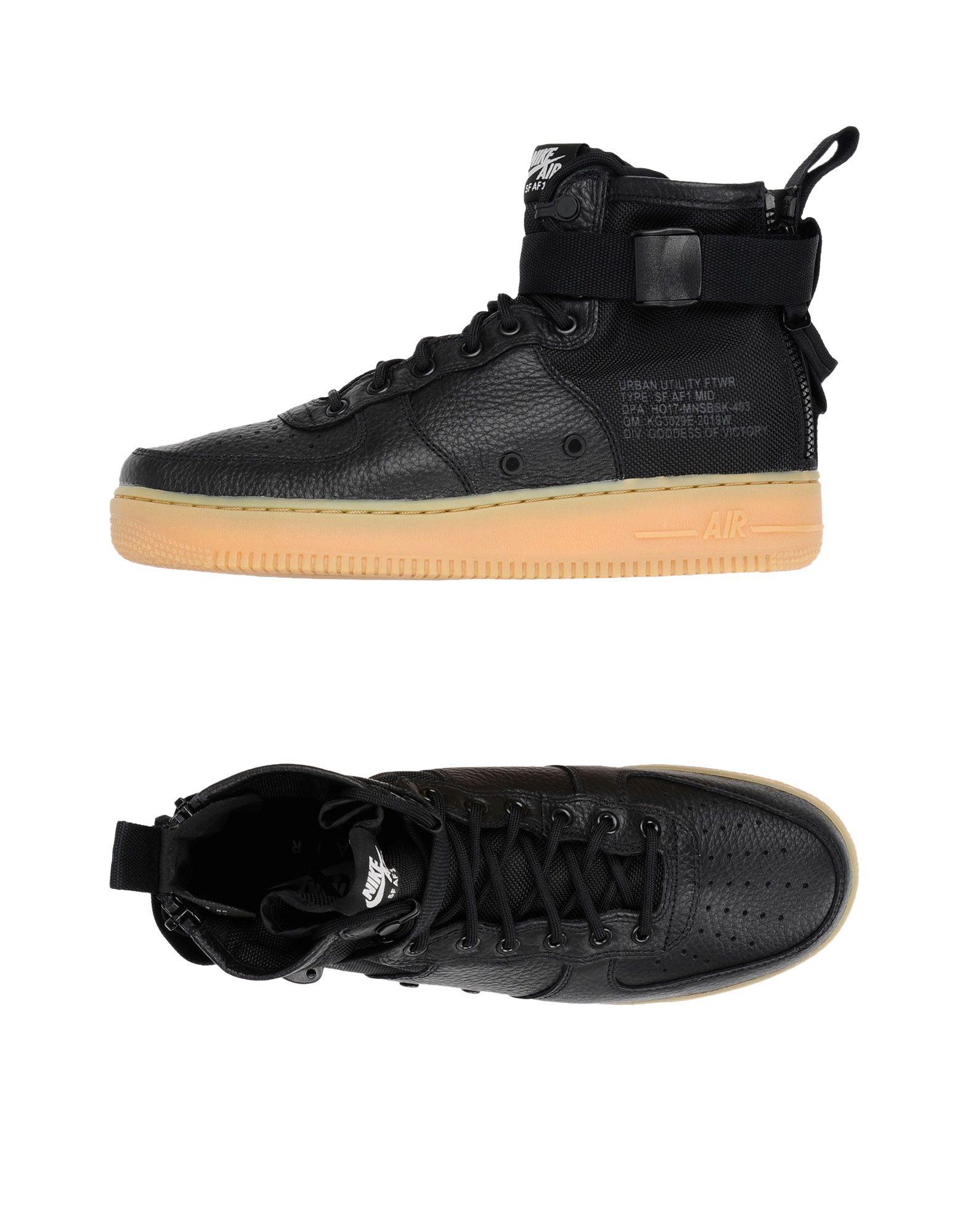 Sneakers Nike Sf Af1 11405917CB Mid - Uomo - 11405917CB Af1 ecd76b