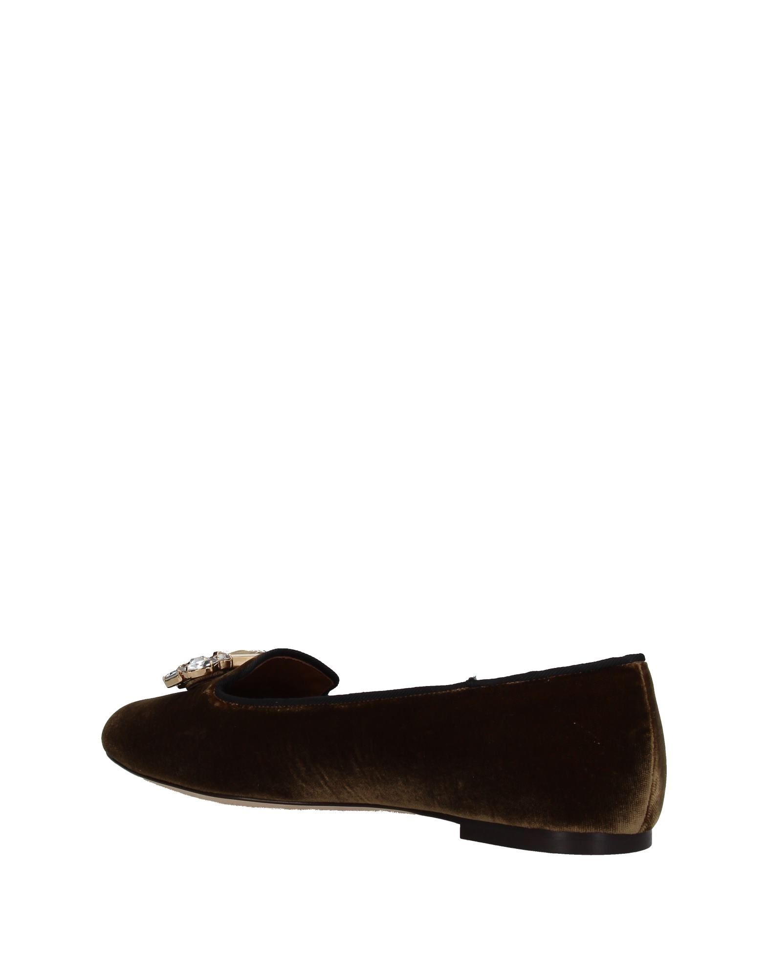 Dolce &  Gabbana Mokassins Damen  & 11405922AS Neue Schuhe fcfcb8