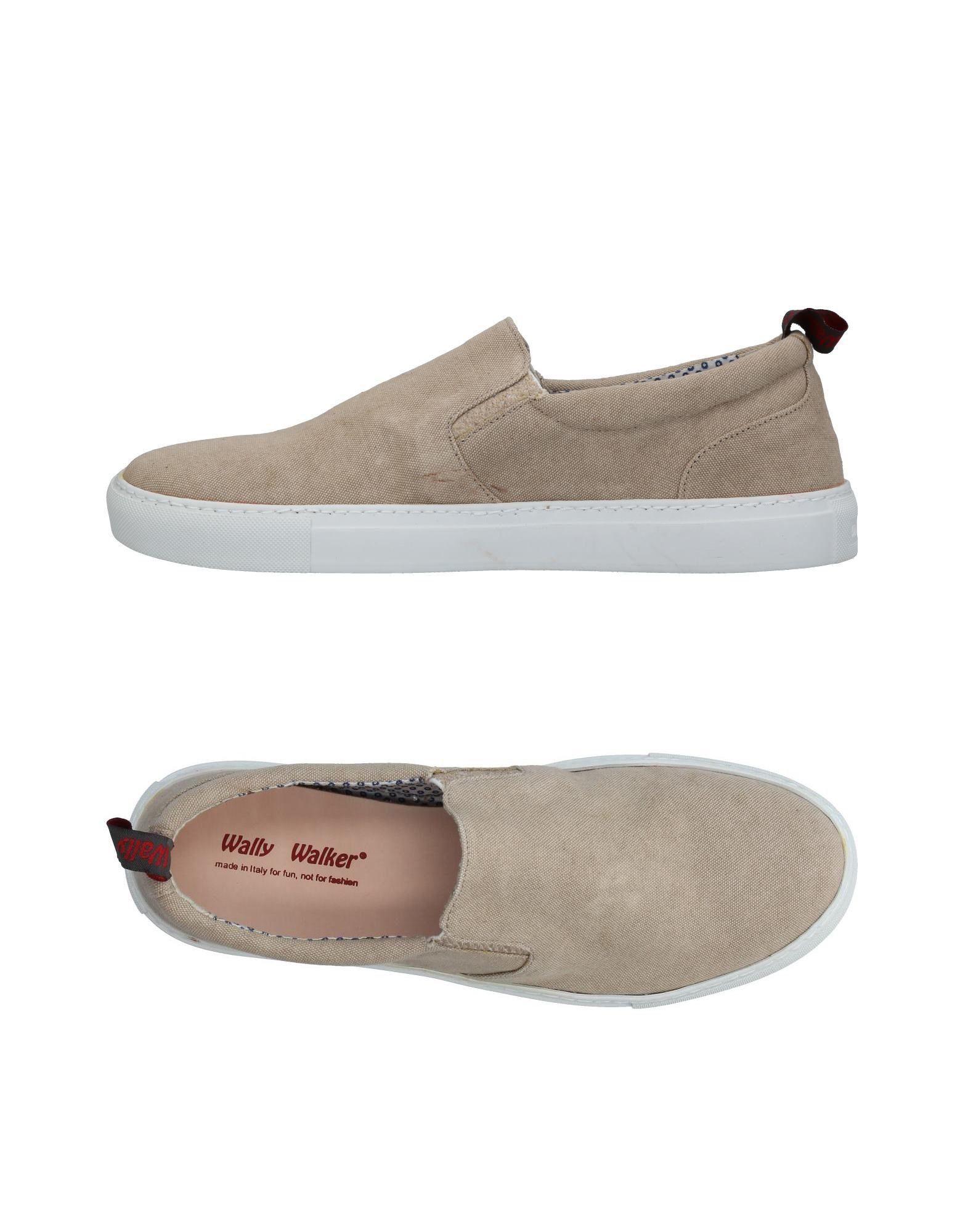 Rabatt echte Schuhe Wally Walker Sneakers Herren  11405932OJ