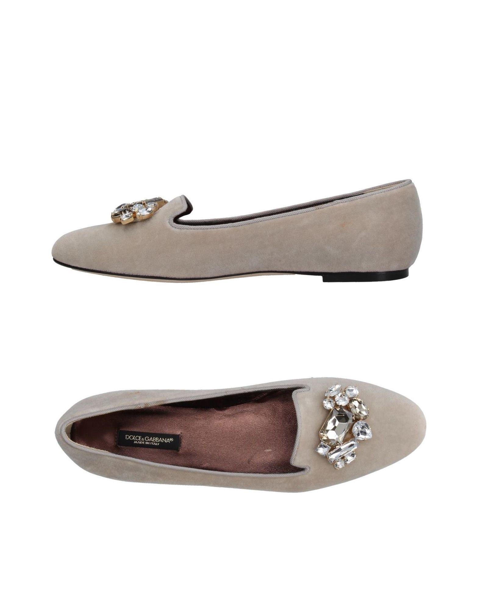 Dolce & Gabbana Mokassins Damen  11405936TEGünstige gut aussehende Schuhe