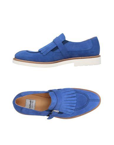 Zapatos cómodos y versátiles Mocasín Roberto Botticelli Hombre - Mocasines Roberto Botticelli - 11405988GP Azul marino