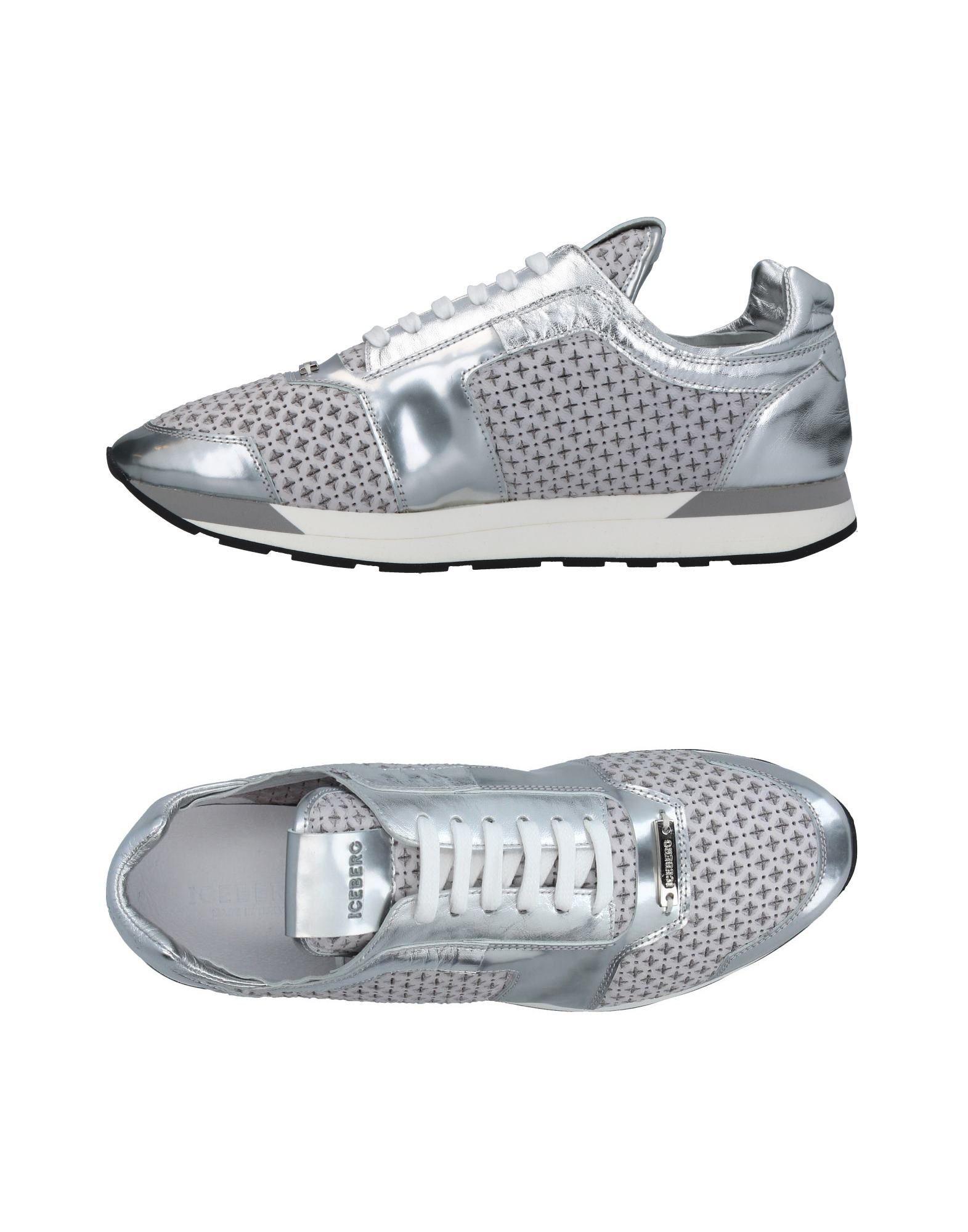 Rabatt echte Schuhe Iceberg Sneakers Herren  11405994DB