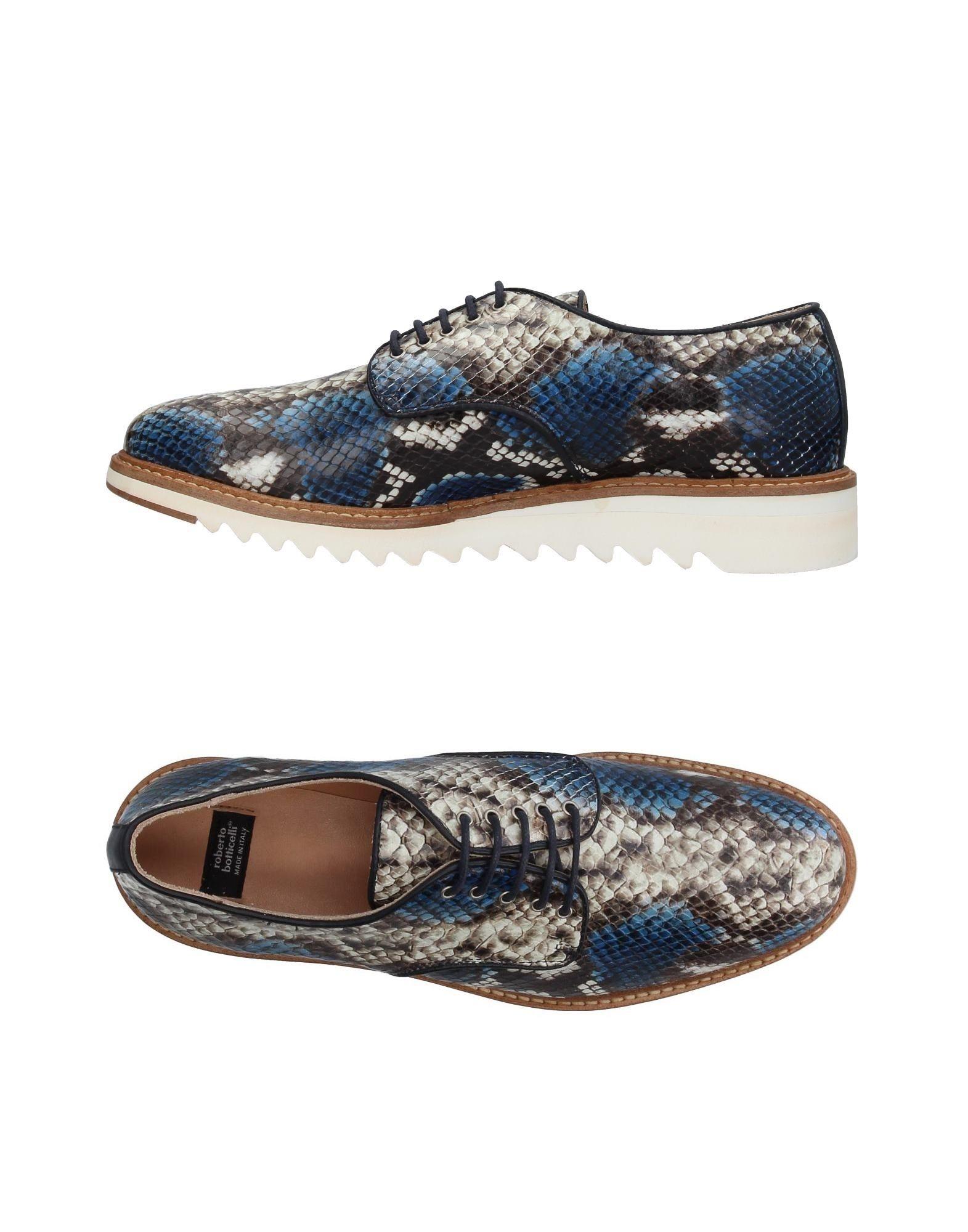 Gut um billige Schuhe zu tragenRoberto Botticelli Schnürschuhe Damen  11406010TM