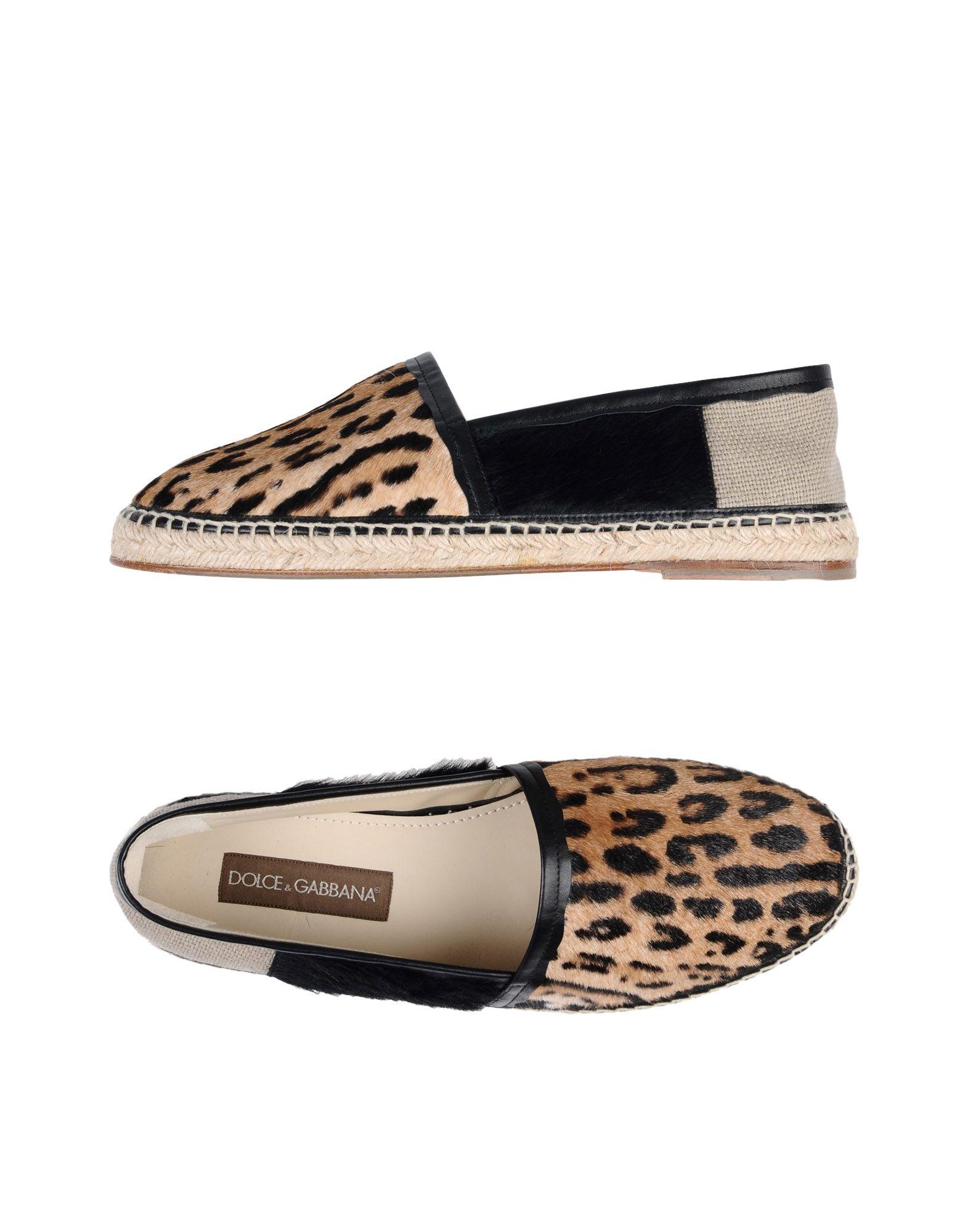 Dolce & Gabbana Espadrilles Herren  11406122OE