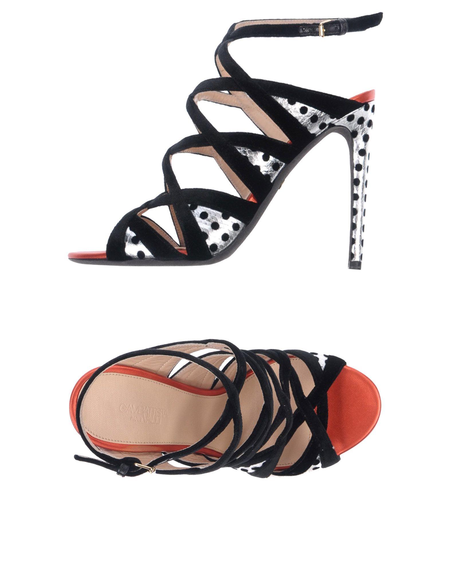 Giambattista Valli Sandalen Damen aussehende  11406186DVGünstige gut aussehende Damen Schuhe ad1050