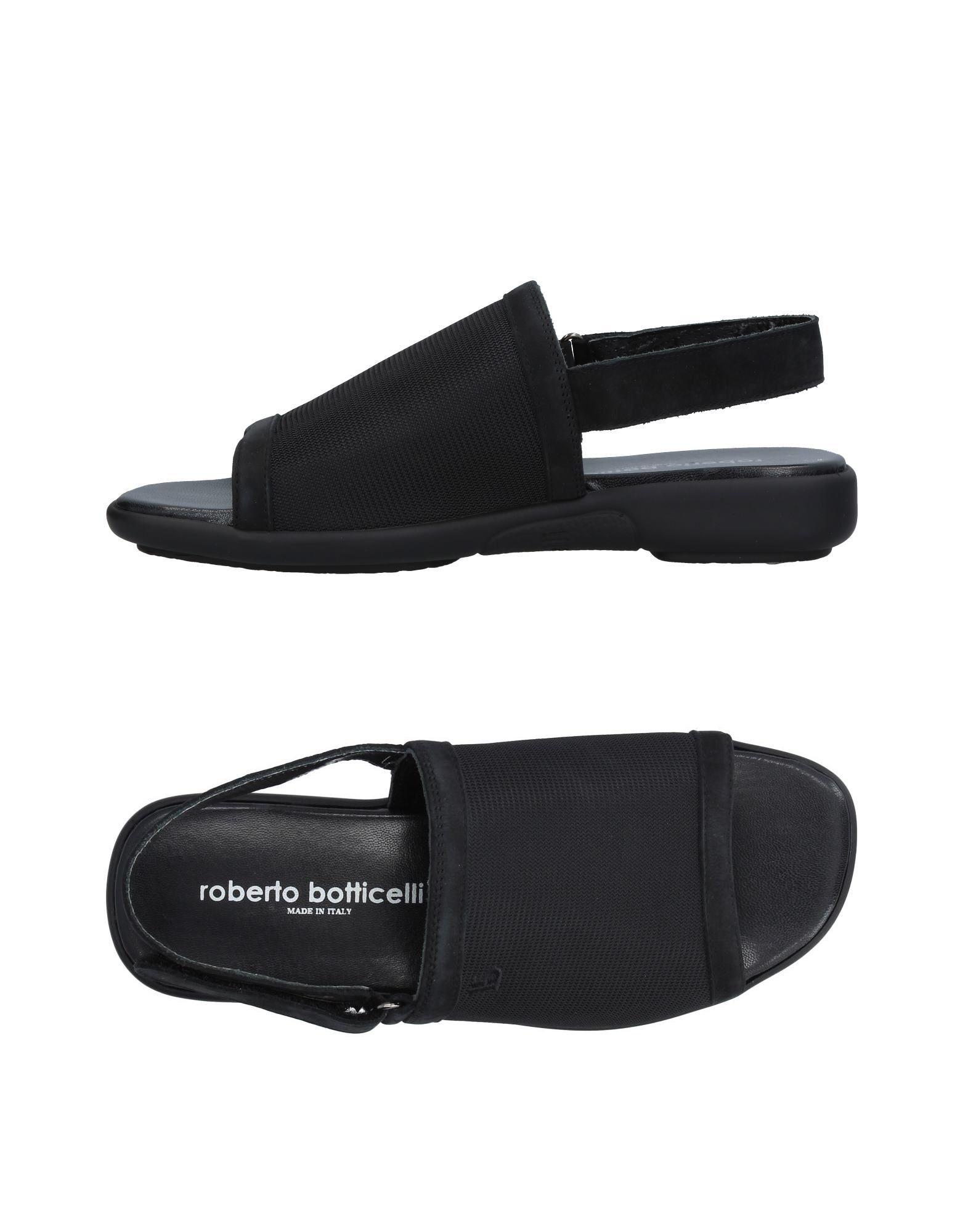 Rabatt echte Schuhe Roberto Botticelli Sandalen Herren  11406238CV