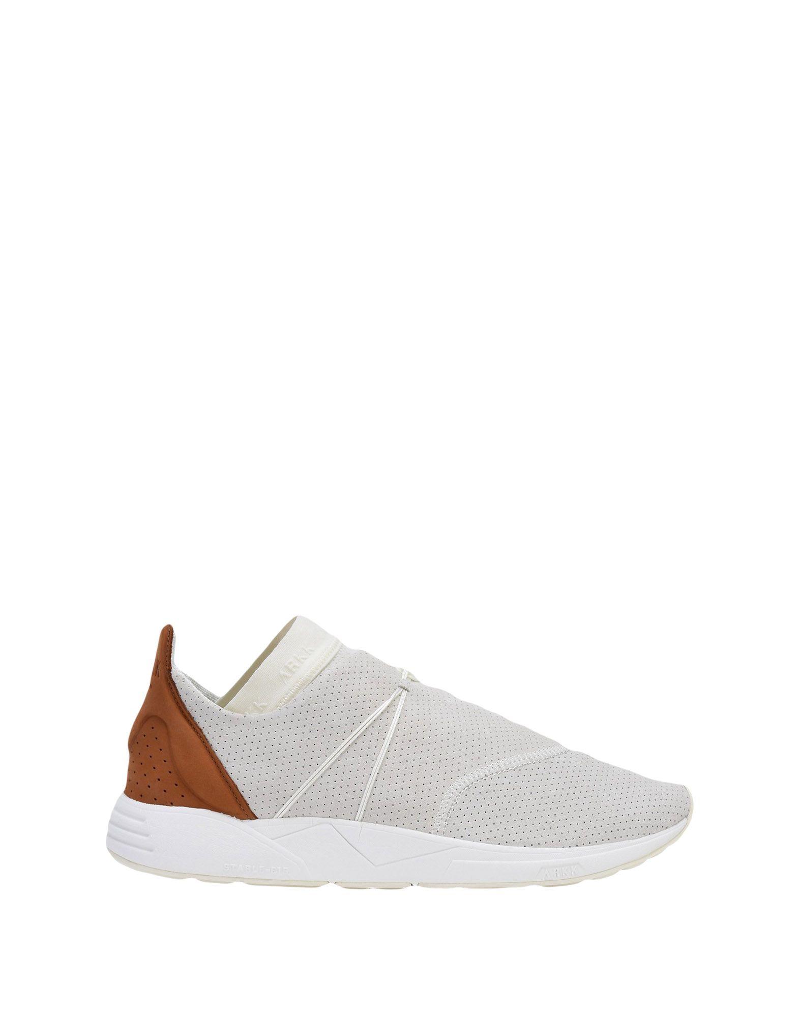 Sneakers Arkk Copenhagen Eaglezero Suede S-E15 Off White - Homme - Sneakers Arkk Copenhagen sur