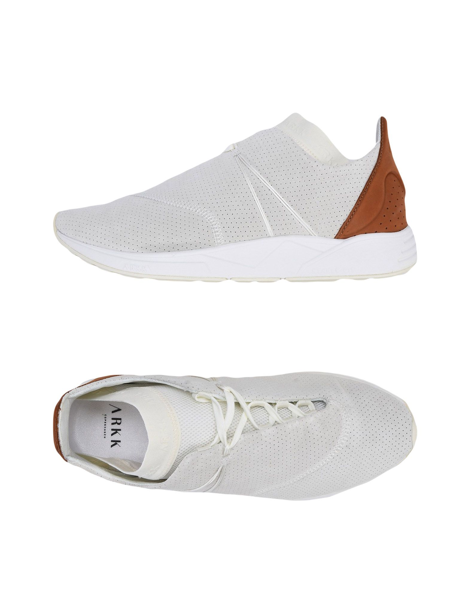 Sneakers Arkk Copenhagen Copenhagen Copenhagen Eaglezero Suede S-E15 Off White - Uomo - 11406291AW 5b1aa4