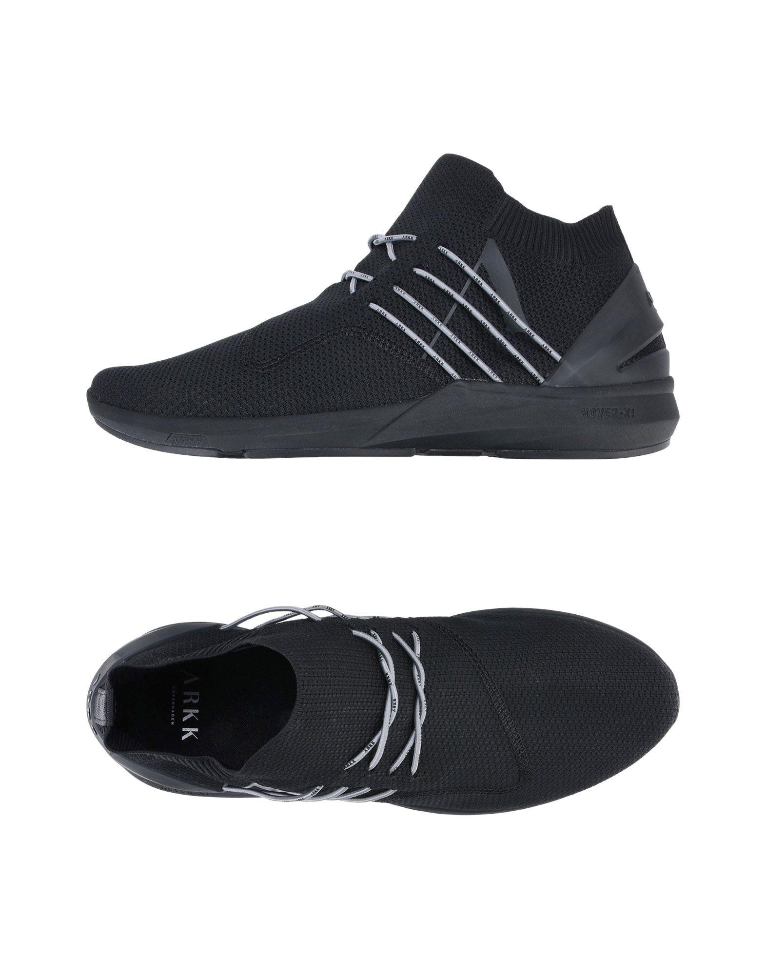 Sneakers Arkk Copenhagen Spyqon Fg H-X1 Black - Uomo - Acquista online su