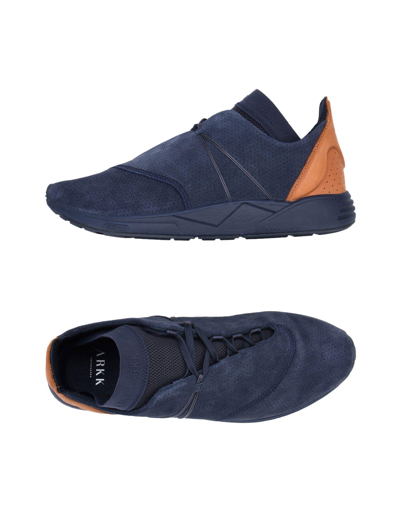 Arkk Copenhagen Eaglezero Suede S 11406299GJ Gute Qualität beliebte Schuhe