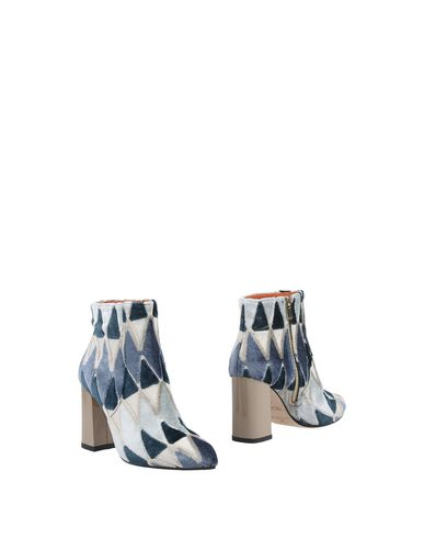 BAMS Ankle Boot in Blue