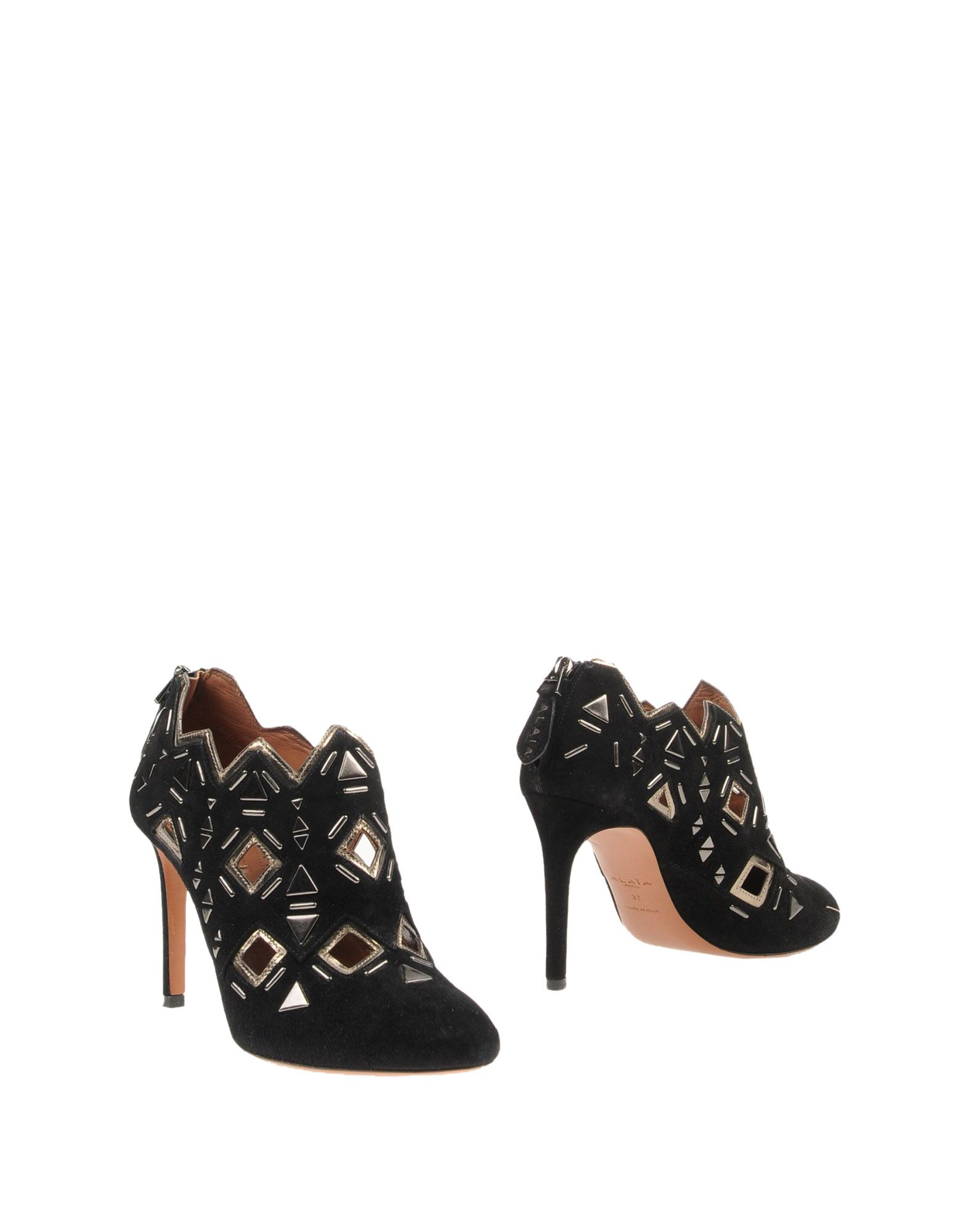 Haltbare Mode billige Schuhe Alaïa Stiefelette Damen  11406466NH Heiße Schuhe