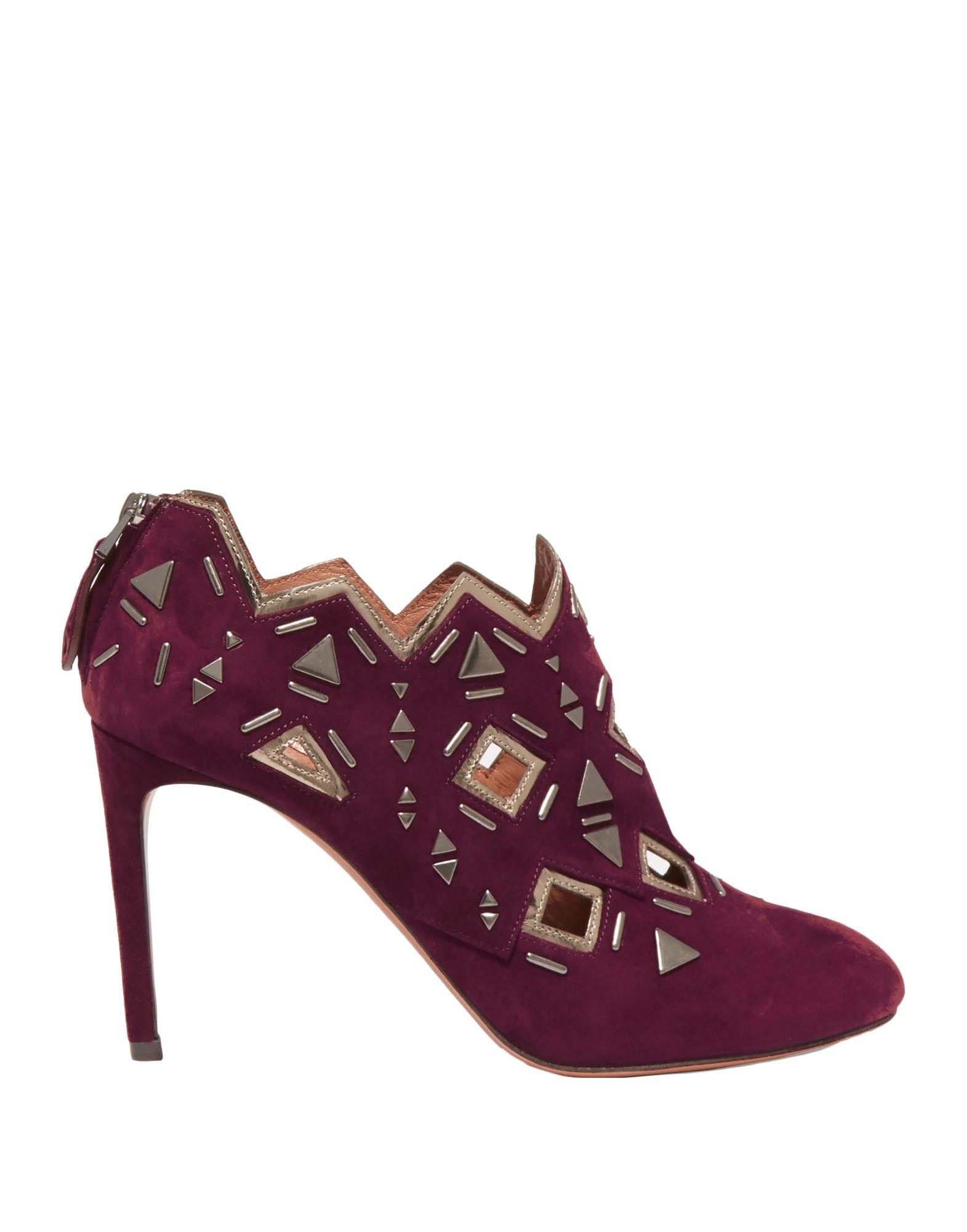 Alaïa Ankle Boot - online Women Alaïa Ankle Boots online - on  Australia - 11406466WJ 60d361