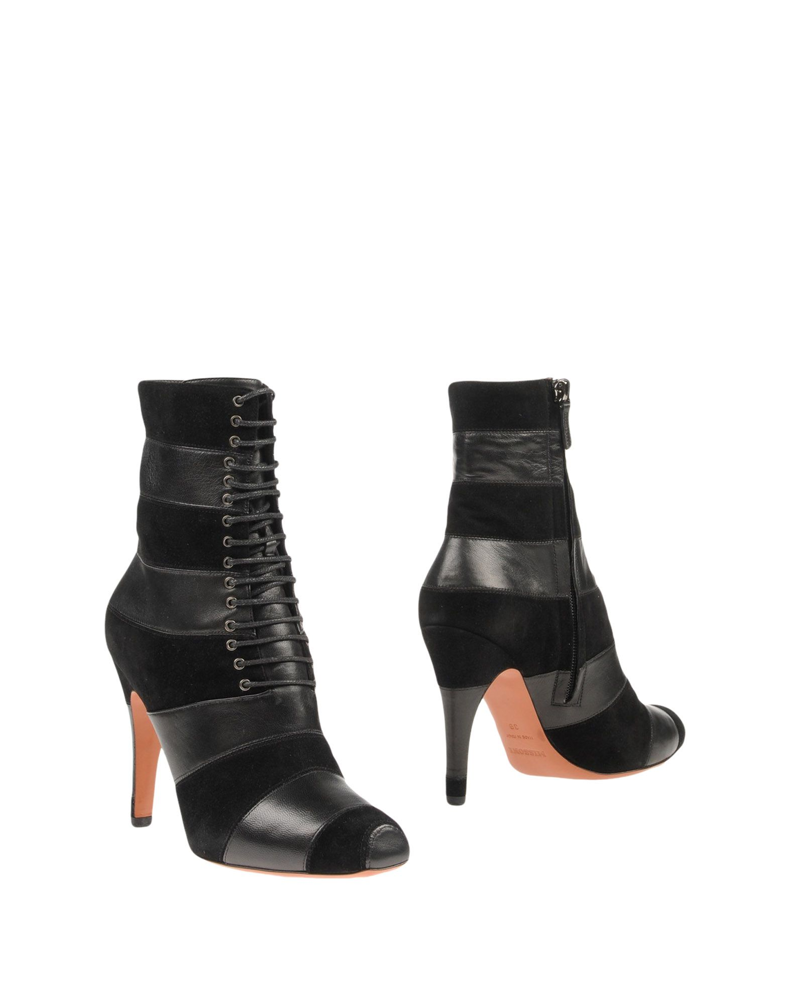 Gut um billige Schuhe zu 11406513SJ tragenMissoni Stiefelette Damen  11406513SJ zu dcebf9