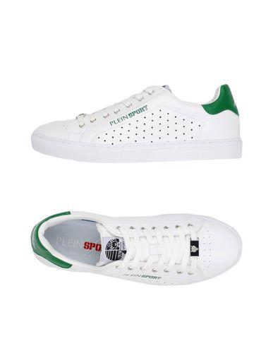 Zapatos con descuento Zapatillas Plein Sport Lo-Top Zapatillas Wide - Hombre - Zapatillas Plein Sport - 11406525AX Blanco