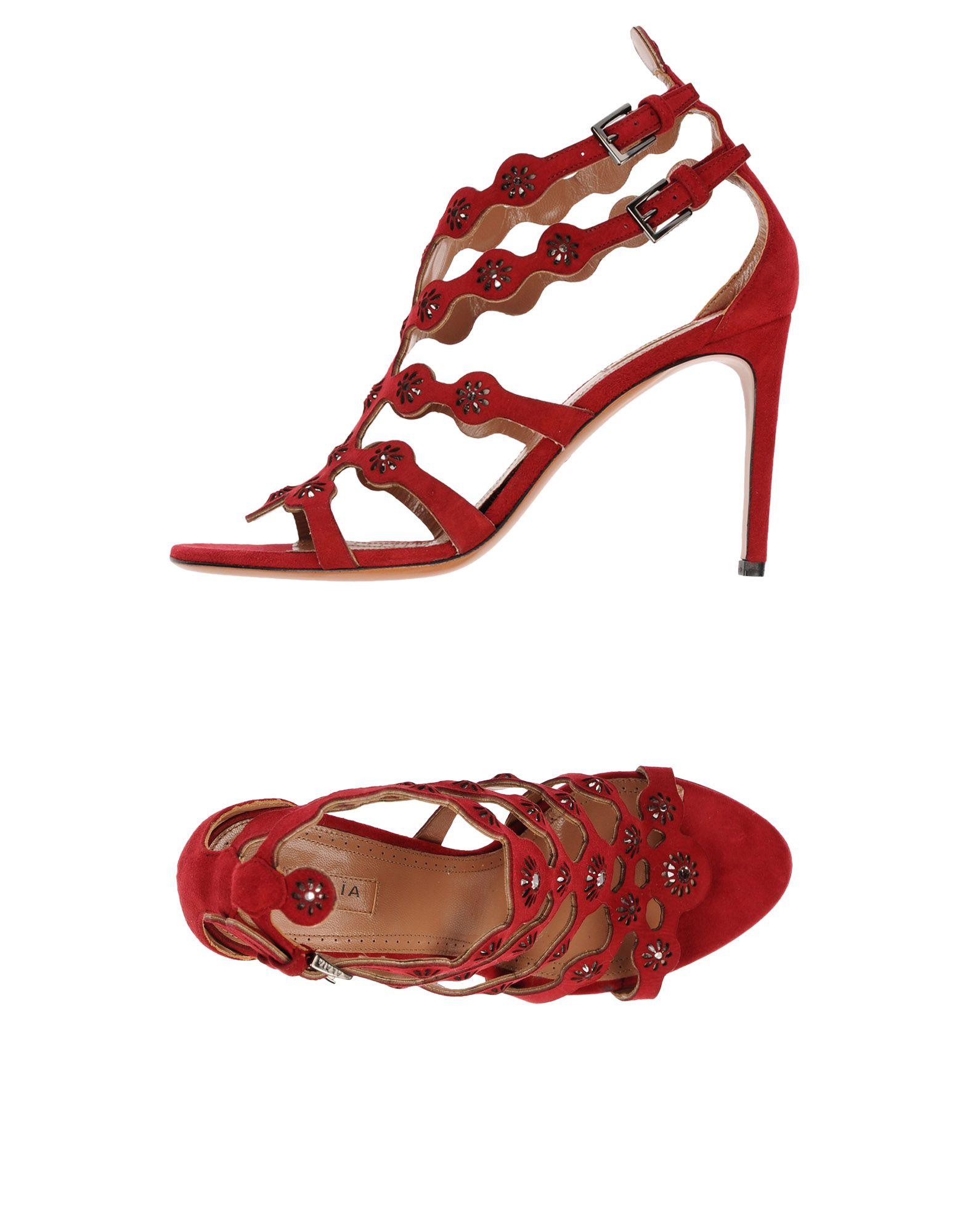 Zapatos casuales salvajes Sandalia Ala?a Mujer - Sandalias Ala?a  Púrpura Púrpura  f740f1