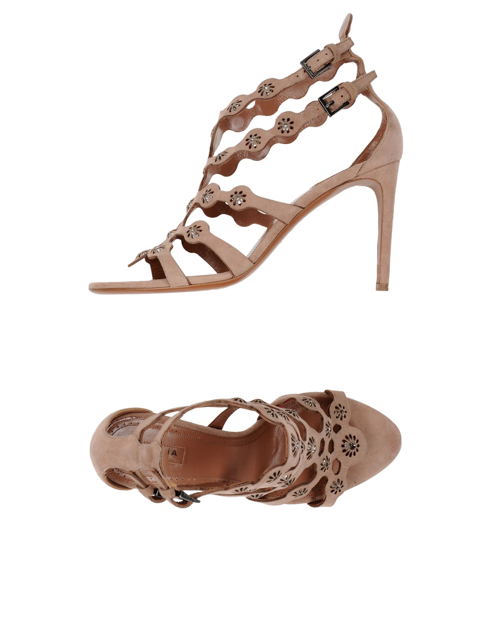 Alaïa  Sandals - Women Alaïa Sandals online on  Alaïa United Kingdom - 11406531FD ba64c2