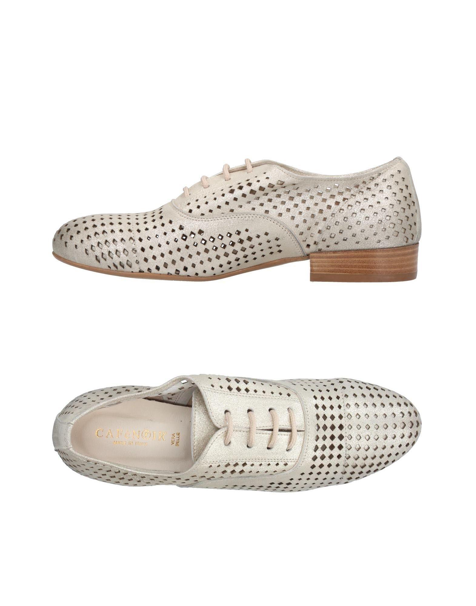 Haltbare Mode billige Schuhe Cafènoir Schnürschuhe Damen  11406649CR Heiße Schuhe