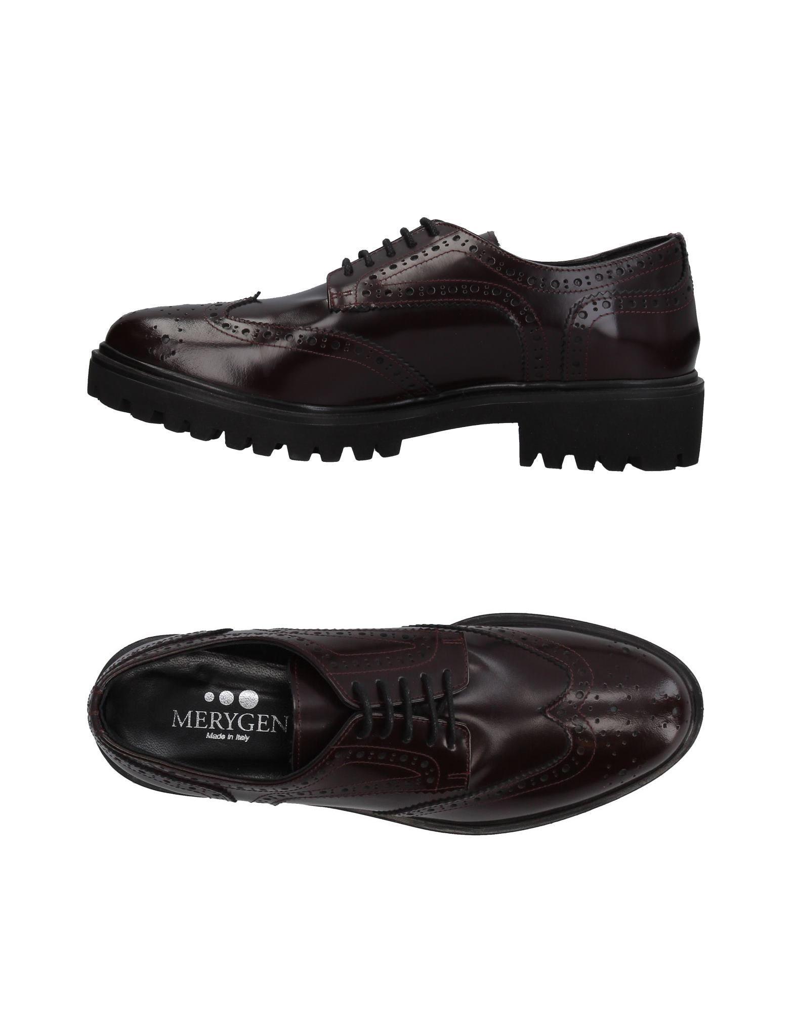 Chaussures À Lacets Merygen Femme - Chaussures À Lacets Merygen sur