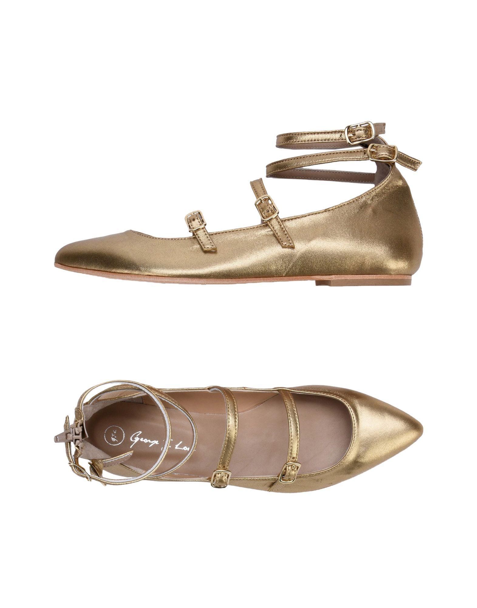 George J. Love Ballerinas Damen  11406712NH