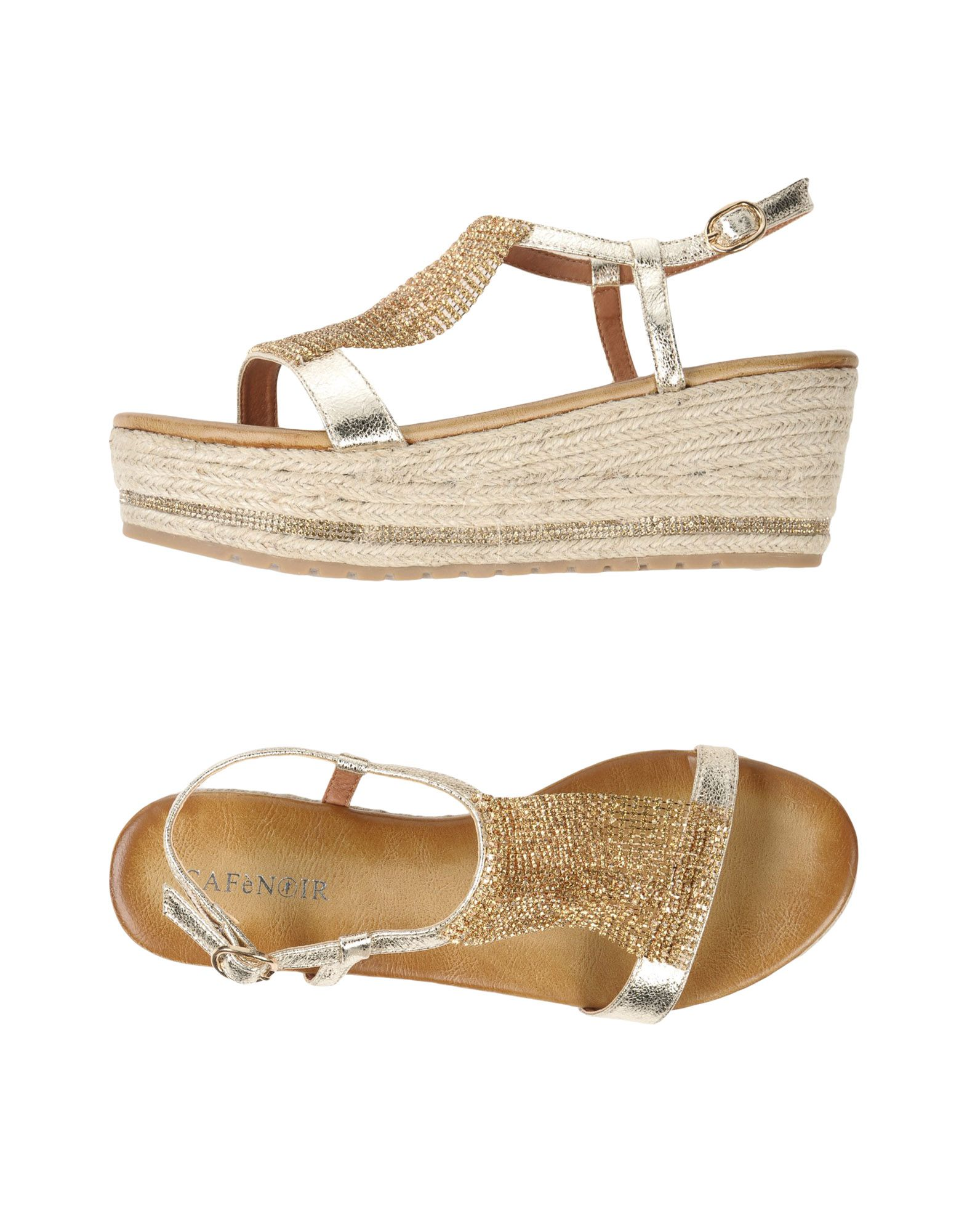 Cafènoir Sandals - Women Cafènoir Sandals online - on  United Kingdom - online 11406743ID b8952f