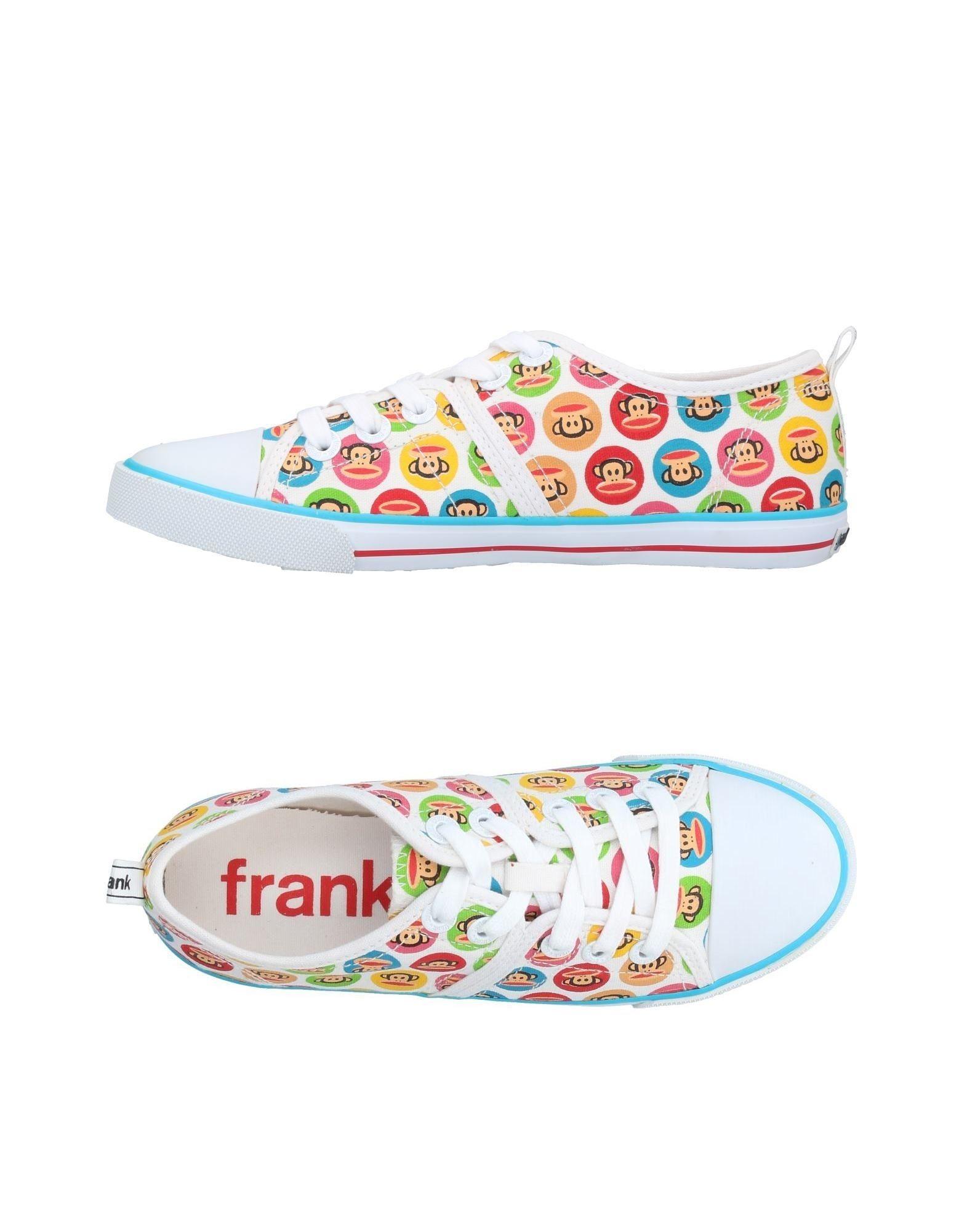 Zapatillas Paul Frank Mujer Zapatillas - Zapatillas Mujer Paul Frank  Blanco d81fd6