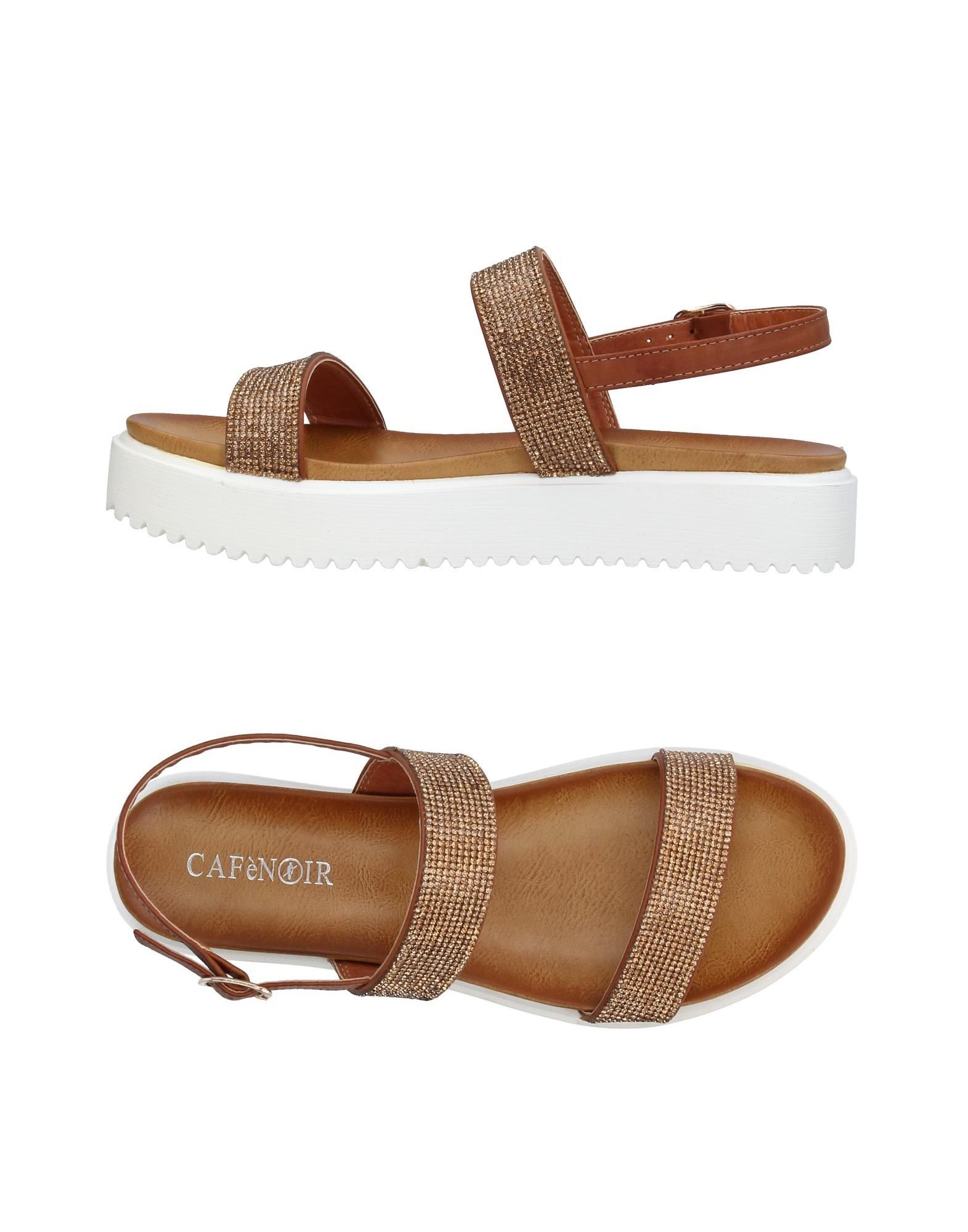 Günstige und modische Schuhe Cafènoir Sandalen Damen  11406871OT