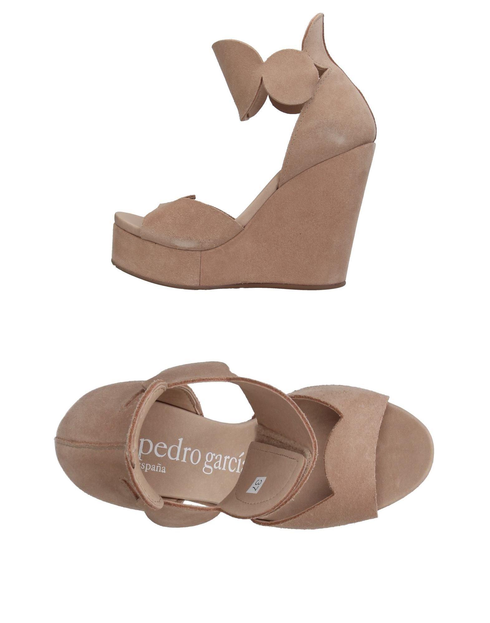 Stilvolle billige Schuhe Pedro García Sandalen Damen  11406876BF