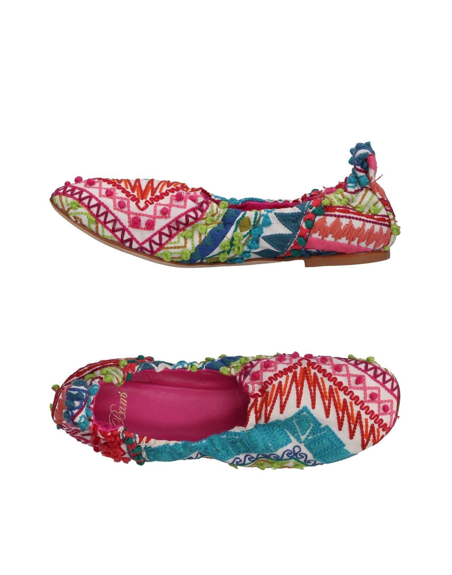 Gut um billige Schuhe zu tragenBams Ballerinas Damen  11406980VO