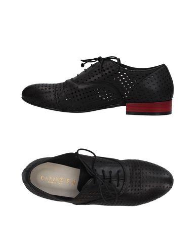 Casual salvaje Zapato De Cordones Cafènoir Mujer - Zapatos De Cordones Cafènoir   - 11407099IA Negro