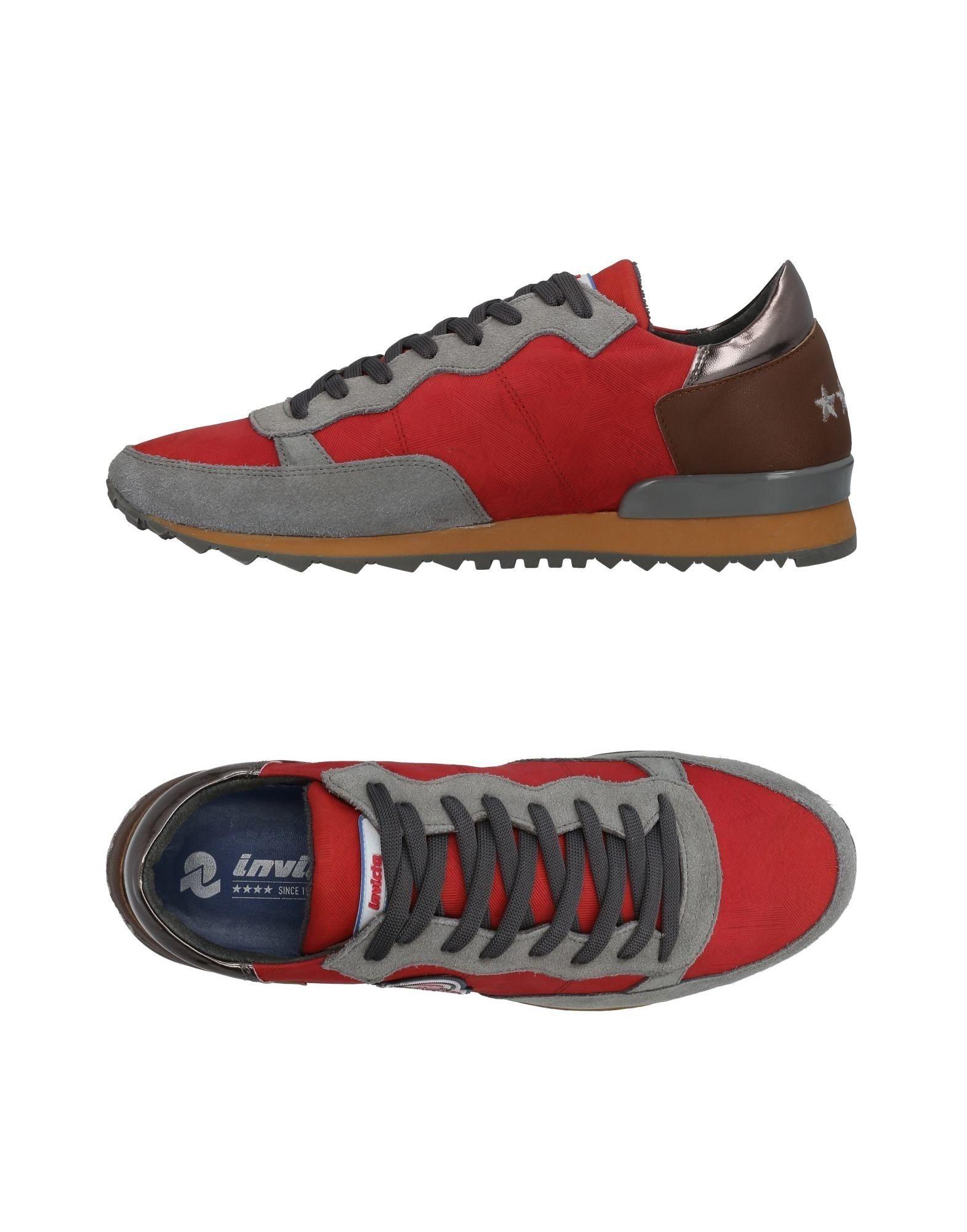 Haltbare Mode billige Schuhe Invicta Sneakers Herren  11407143VH Heiße Schuhe