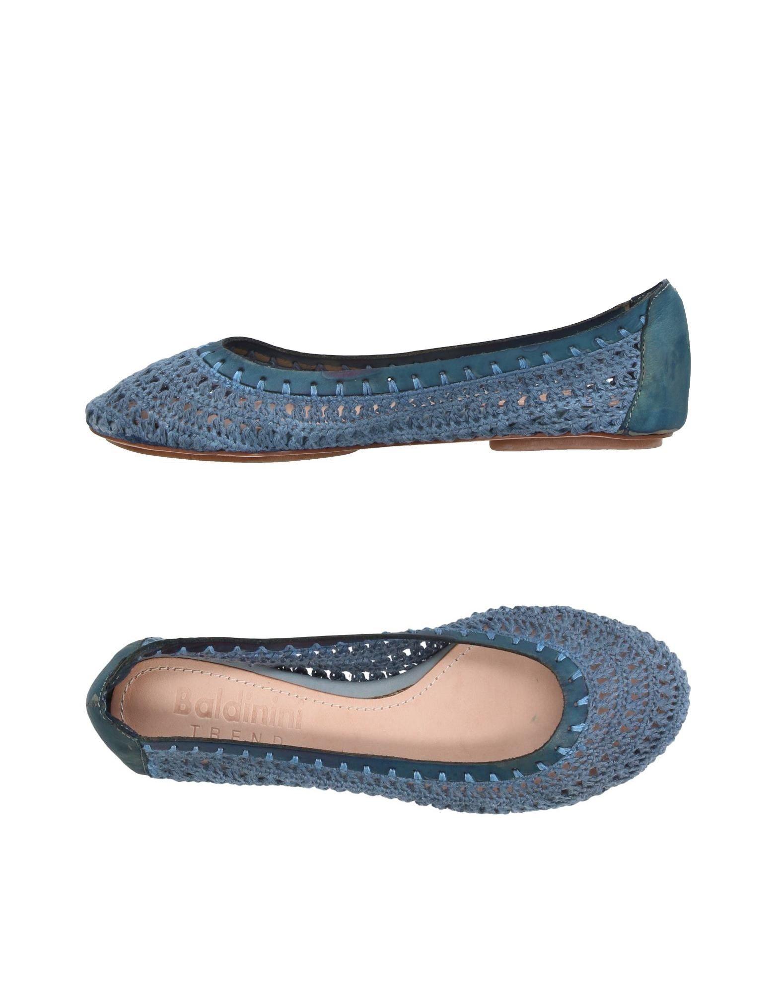 Baldinini Trend Ballerinas Damen  11407212TC Gute Qualität beliebte Schuhe