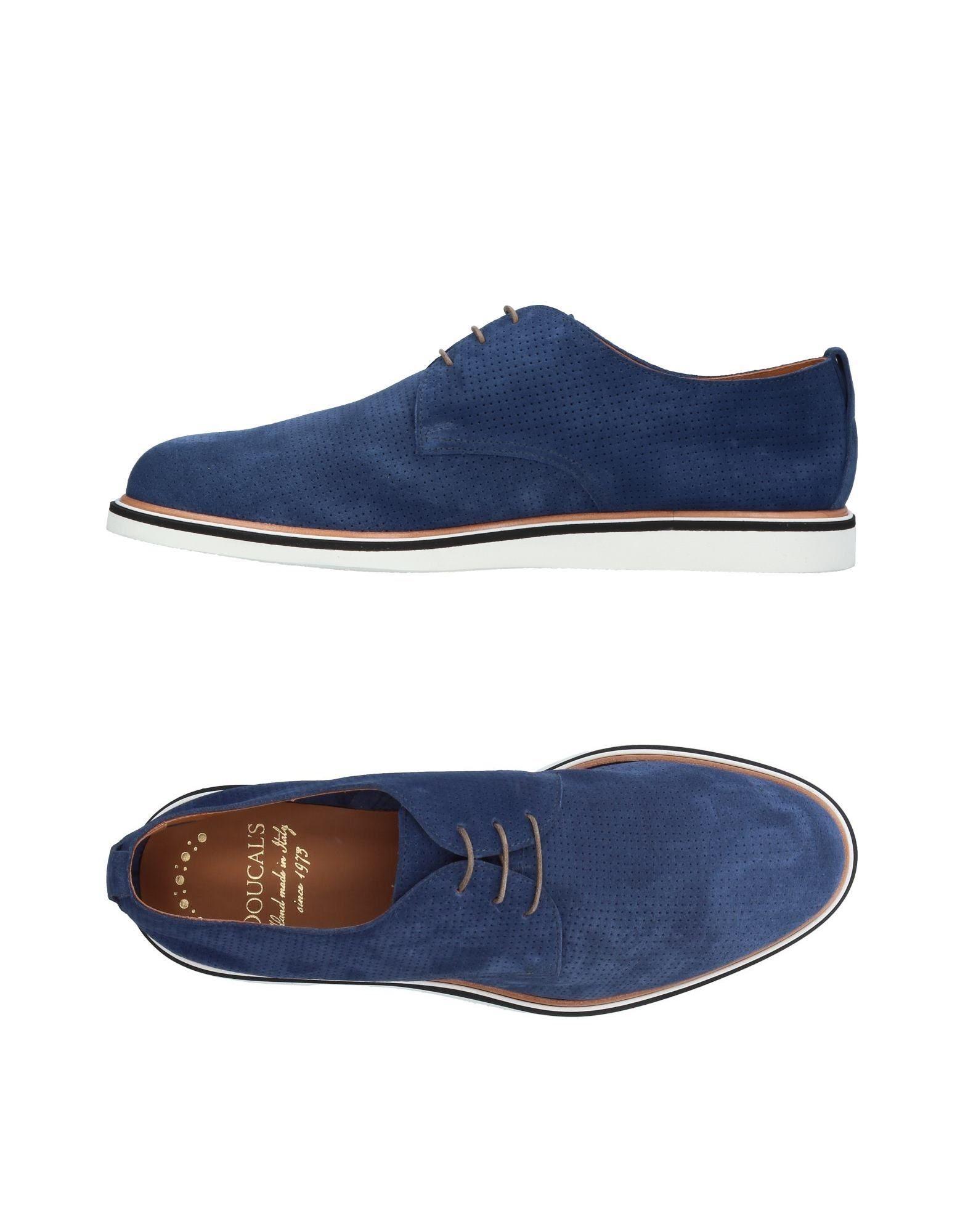 Günstige und modische Schuhe Doucal's Schnürschuhe Herren  11407241ED