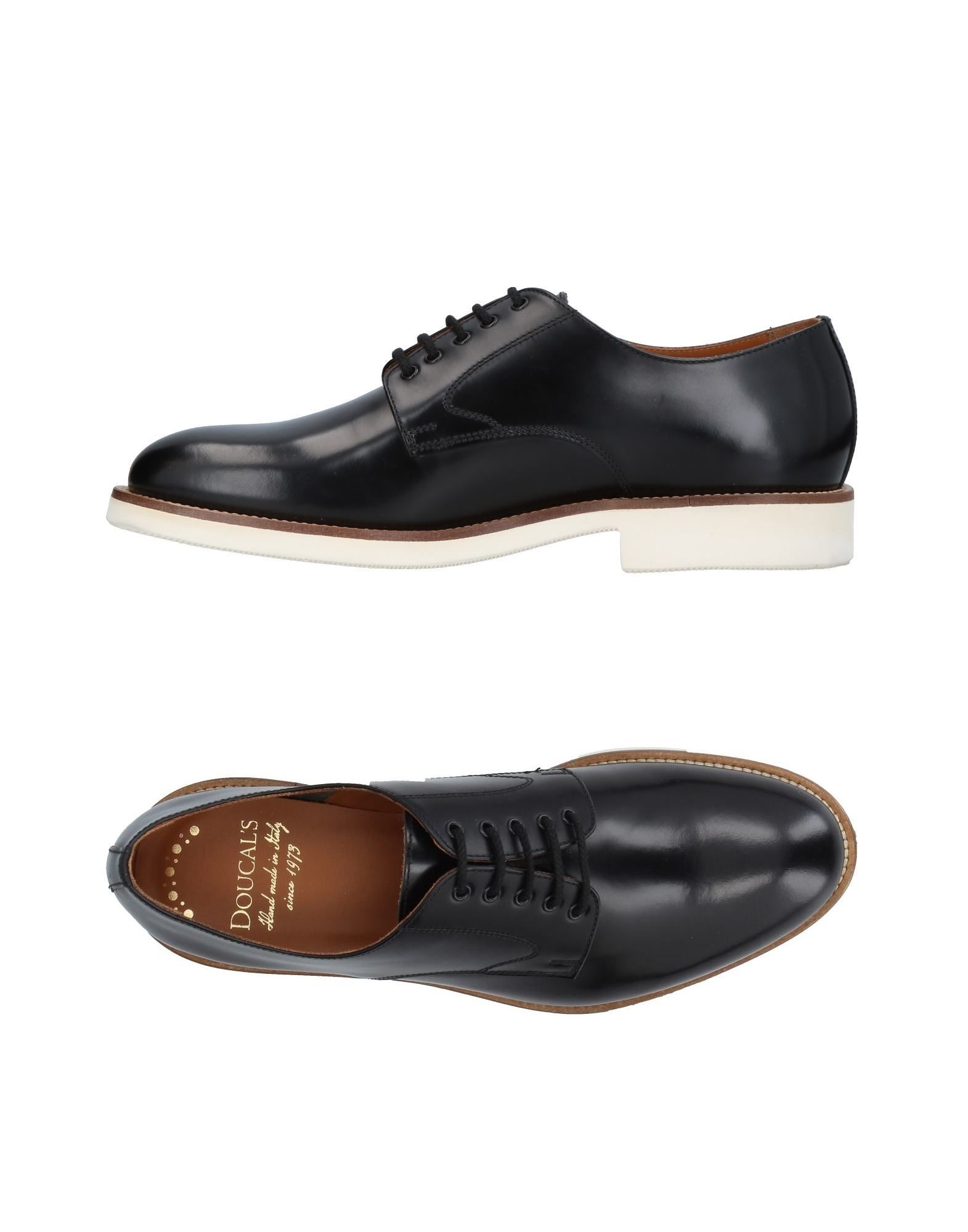 Haltbare Mode billige Schuhe Doucal's Schnürschuhe Herren  11407275XO Heiße Schuhe