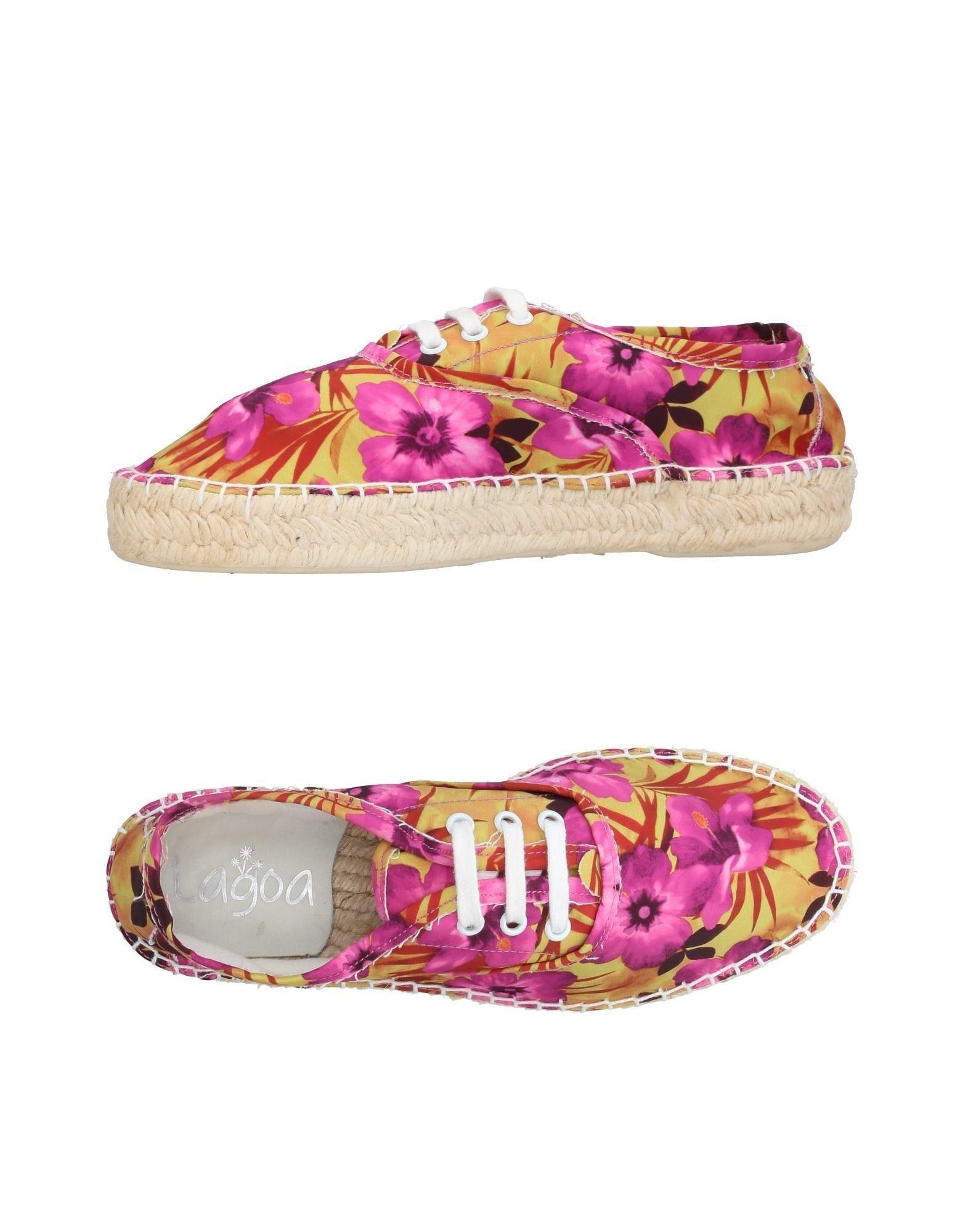 Günstige und modische Schuhe Lagoa Sneakers Damen  11407332FV