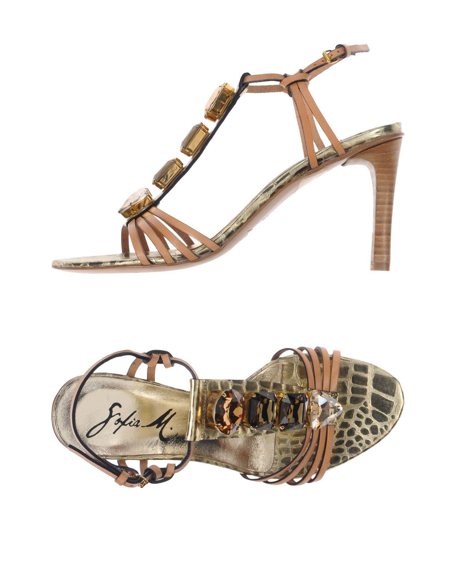 Sofia M. Sandalen Damen  11407417JS Neue Schuhe