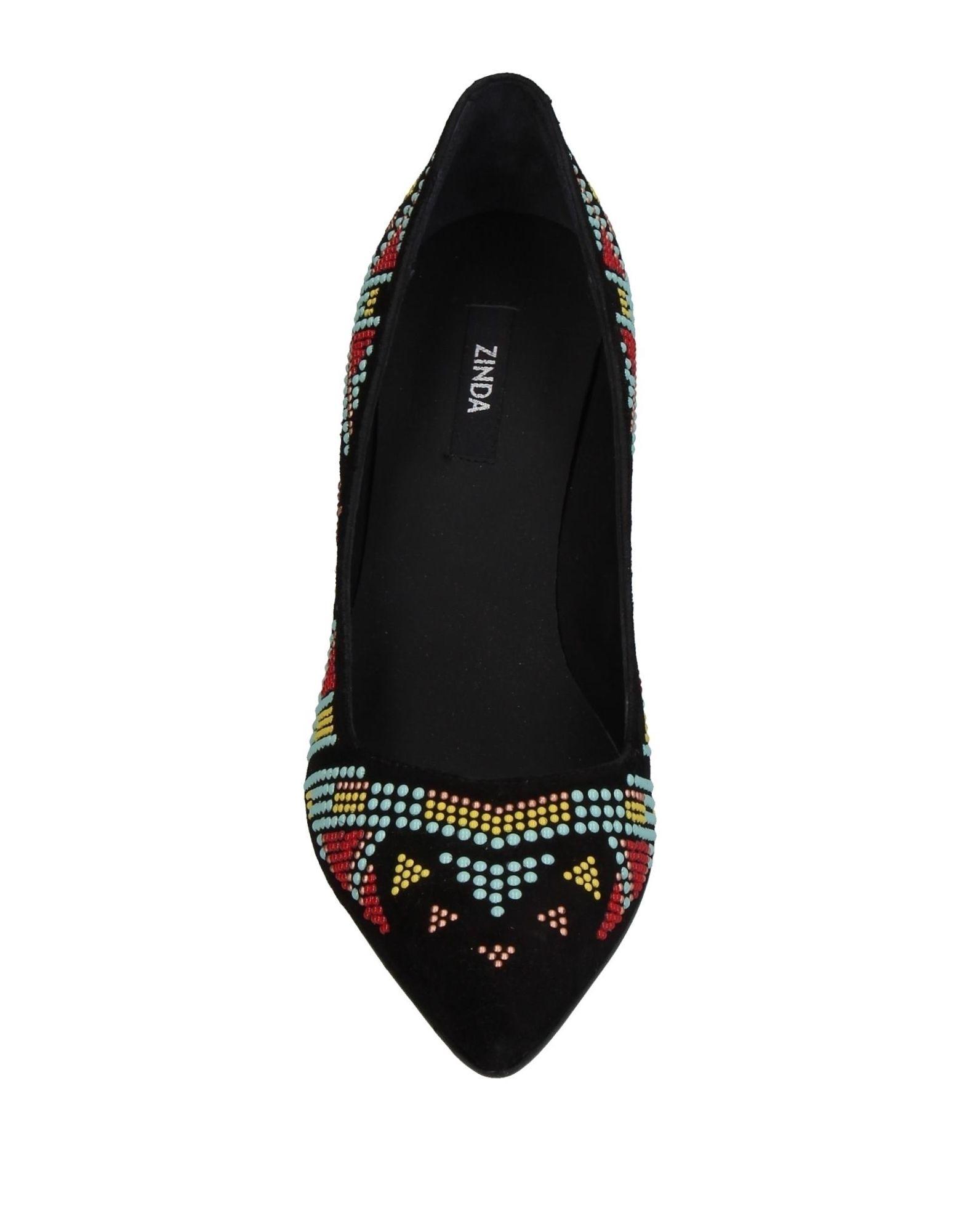 Zinda Pumps Damen  11407418MA Qualität Gute Qualität 11407418MA beliebte Schuhe 67a7ce