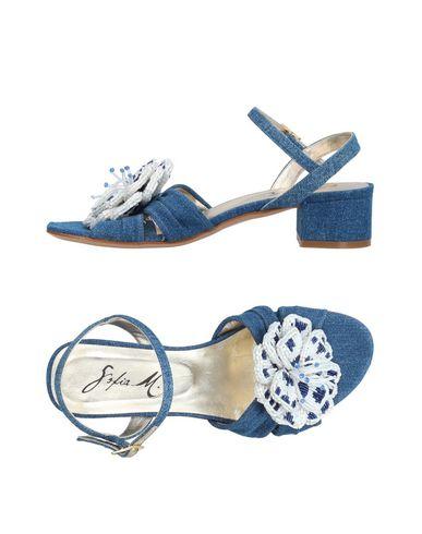 Grandes descuentos últimos zapatos Sandalia Pedro García Mujer - Sandalias Pedro García- 11406586XK Azul marino